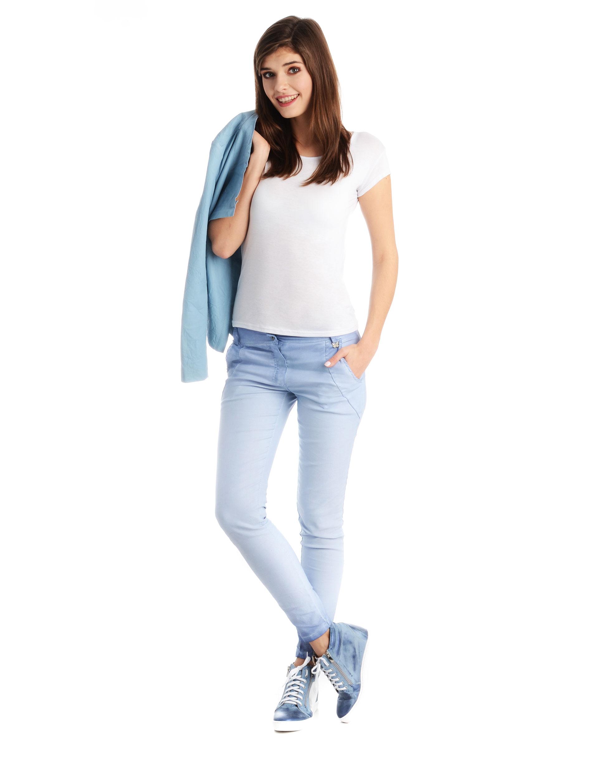 Spodnie - 54-5307 JEANS - Unisono