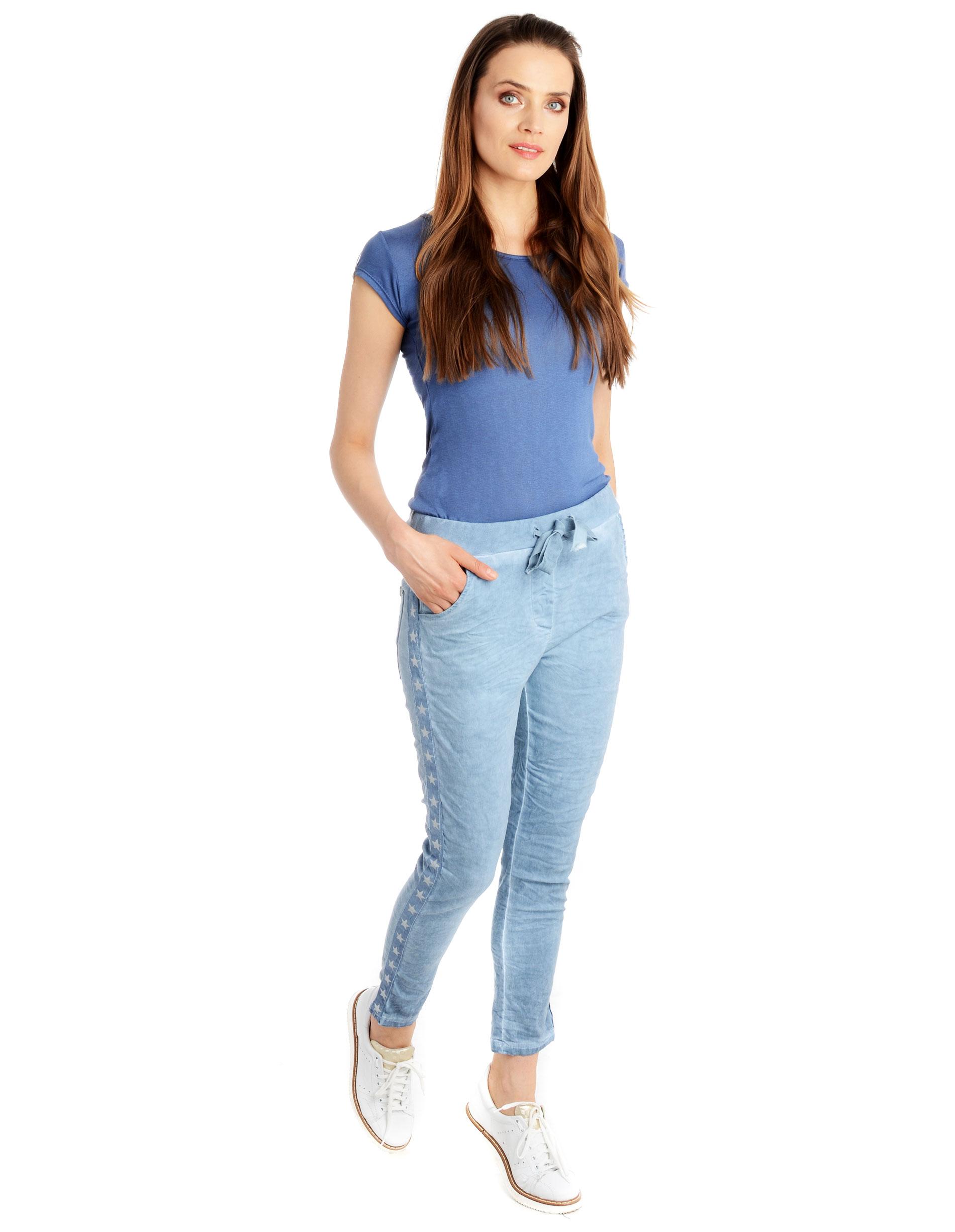 Spodnie - 137-3277 JEAN - Unisono