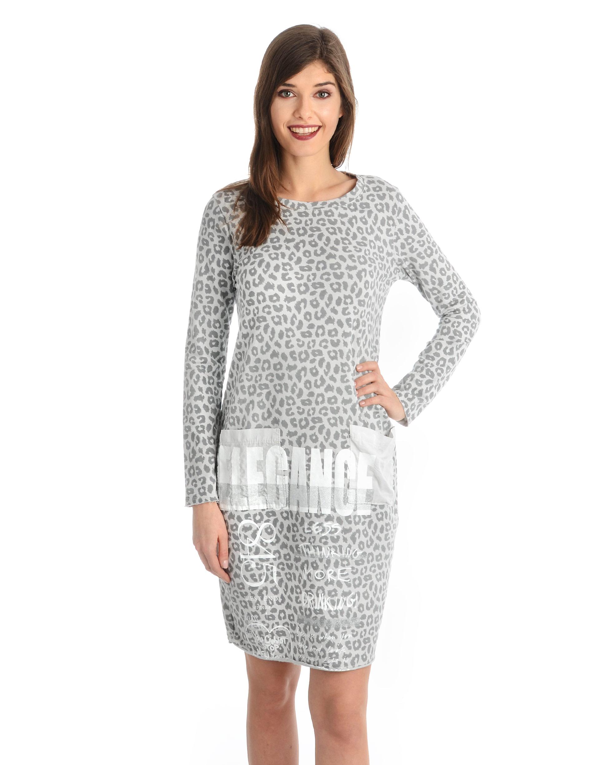 Sukienka - 4-9260 PERLA - Unisono