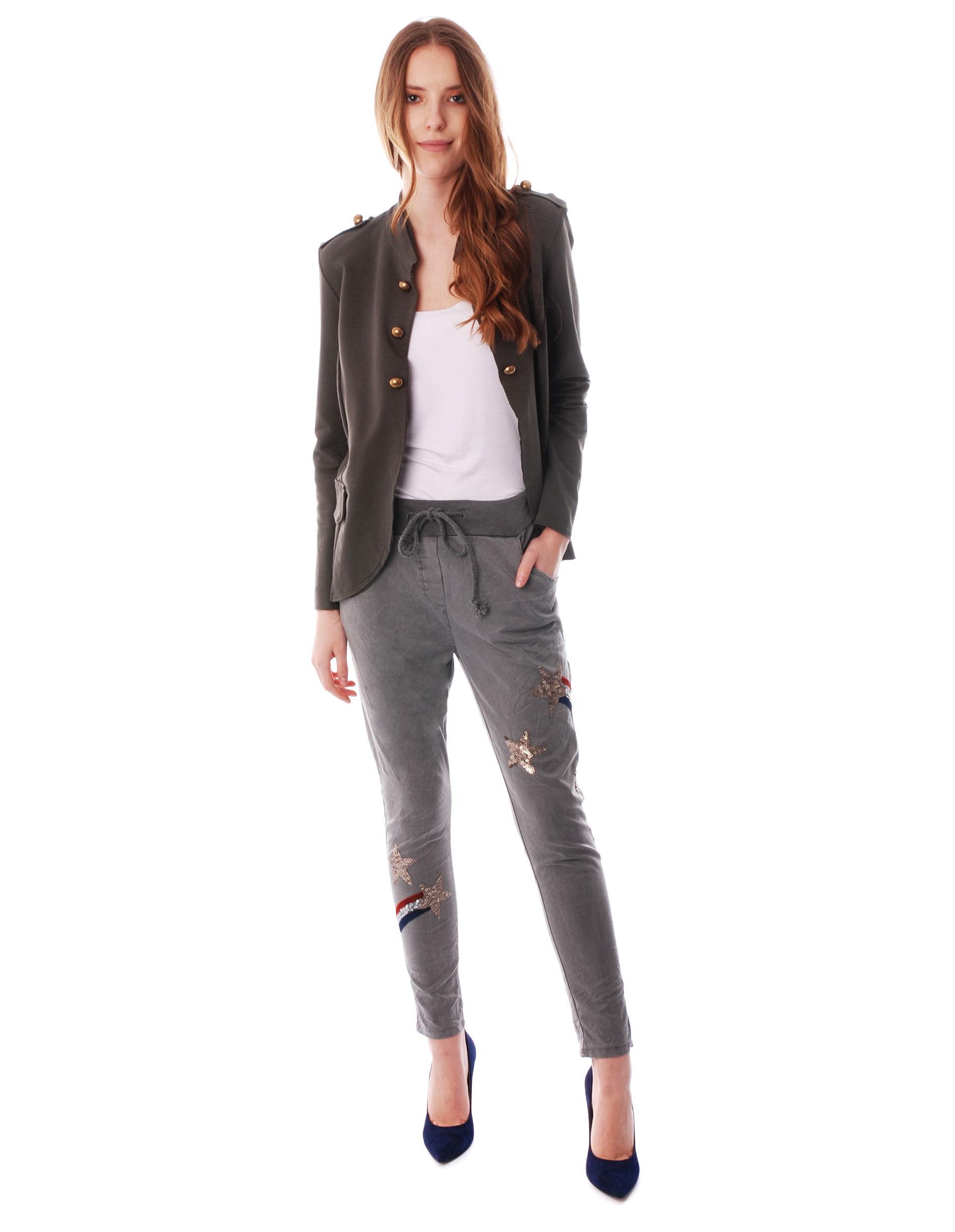 Spodnie - 141-P007 GRME - Unisono