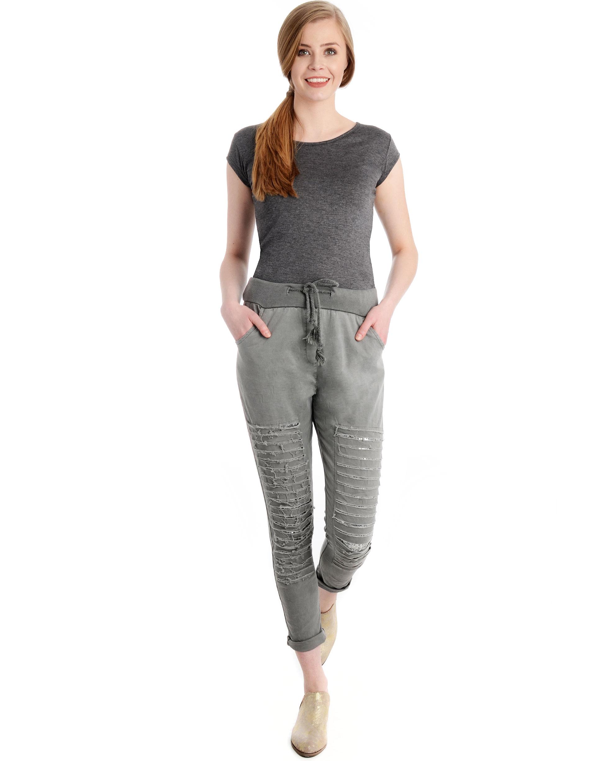 Spodnie - 141-P016 GRME - Unisono