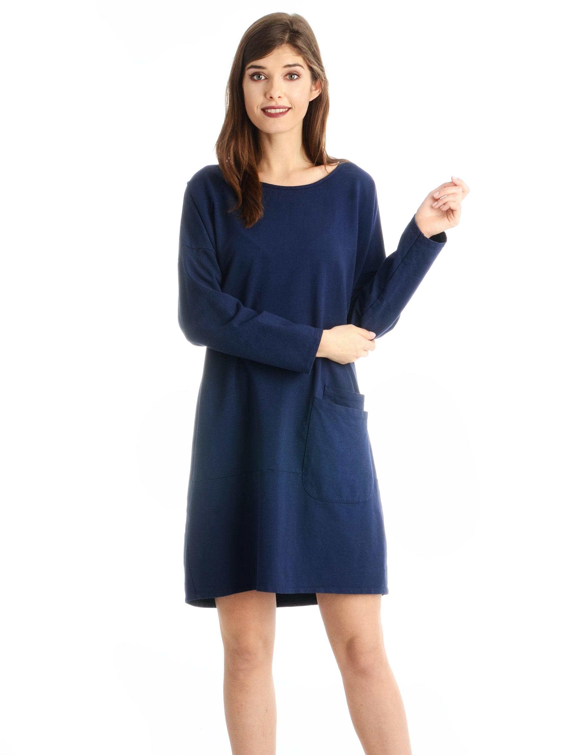 Sukienka - 142-17111 BLS - Unisono