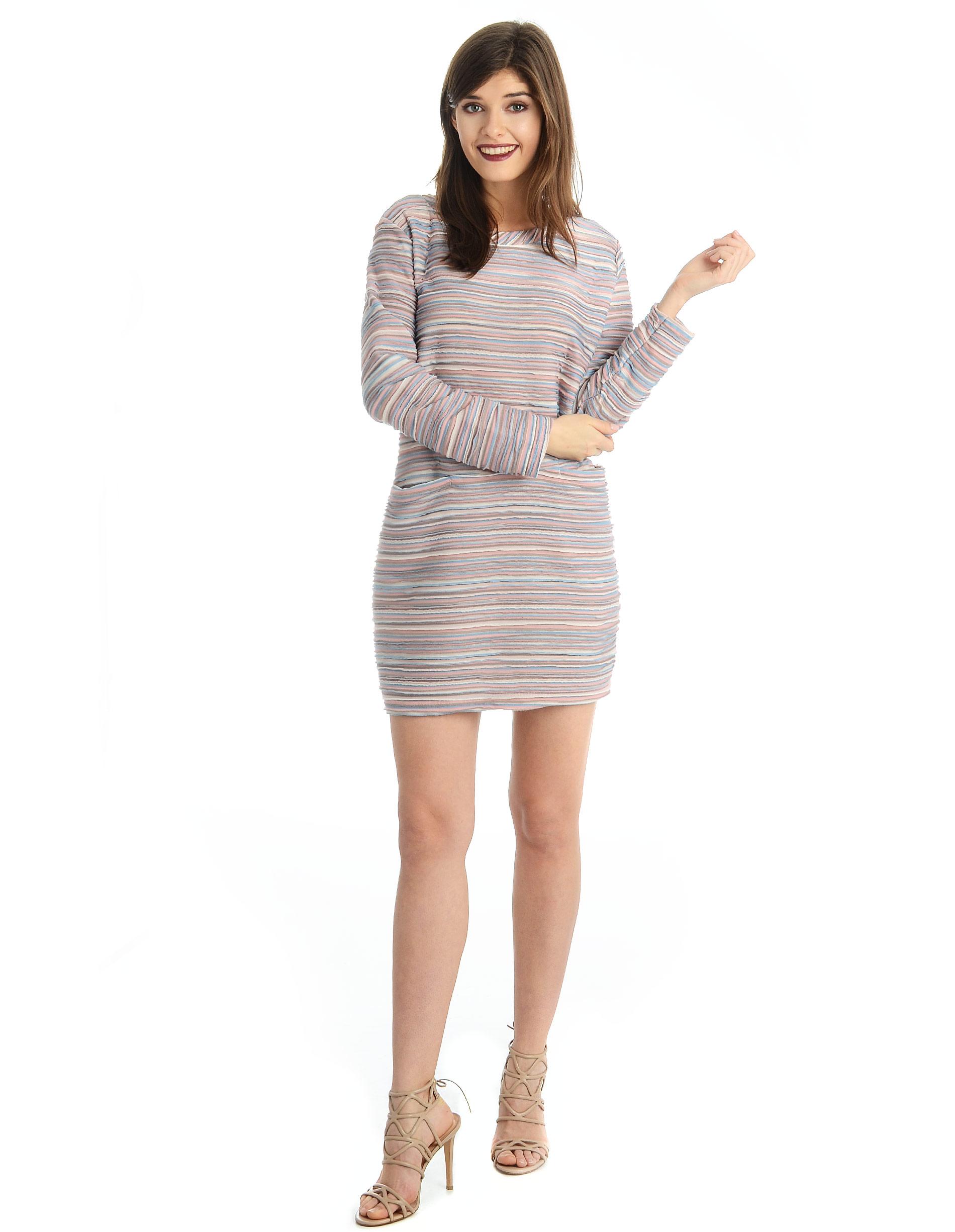 Sukienka - 16-J142 ROSA - Unisono
