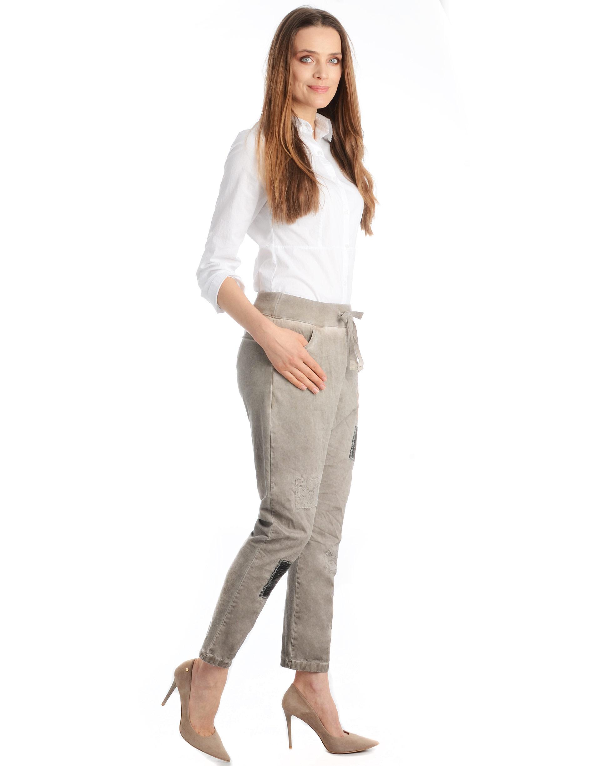 Spodnie - 157-638 FANGO - Unisono
