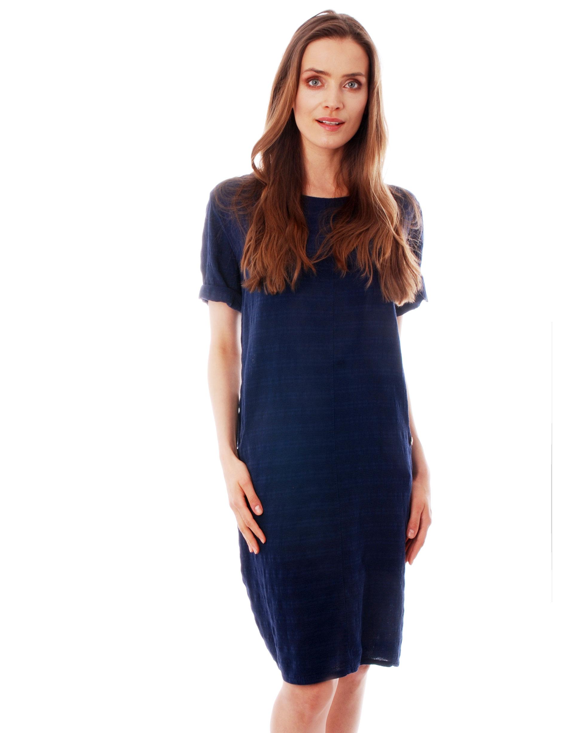 Sukienka - 109-7051 BLSC - Unisono