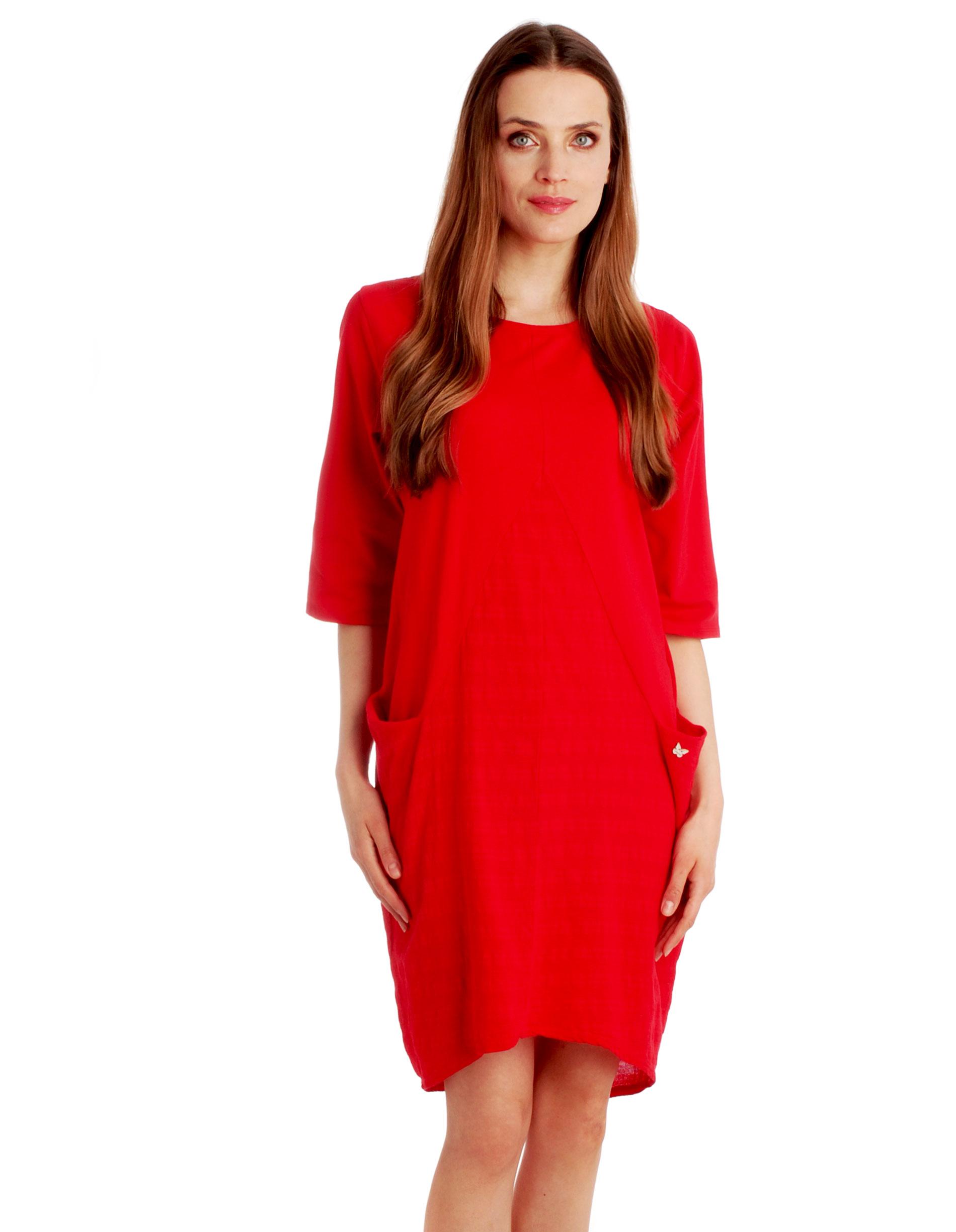Sukienka - 109-7040 ROSS - Unisono