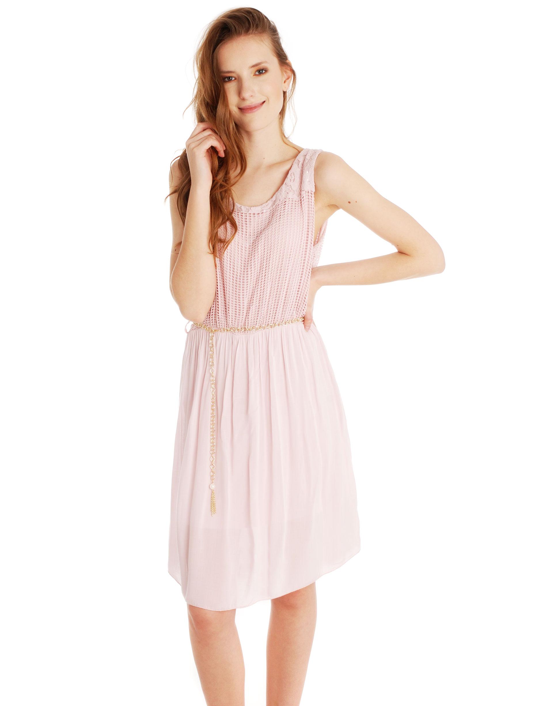Sukienka - 43-6535 ROSA - Unisono