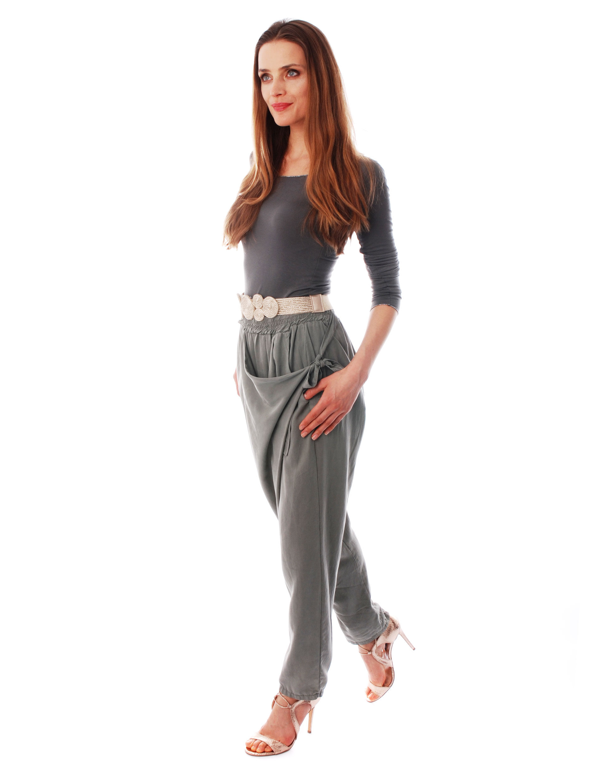 Spodnie - 114-2040 MILI - Unisono