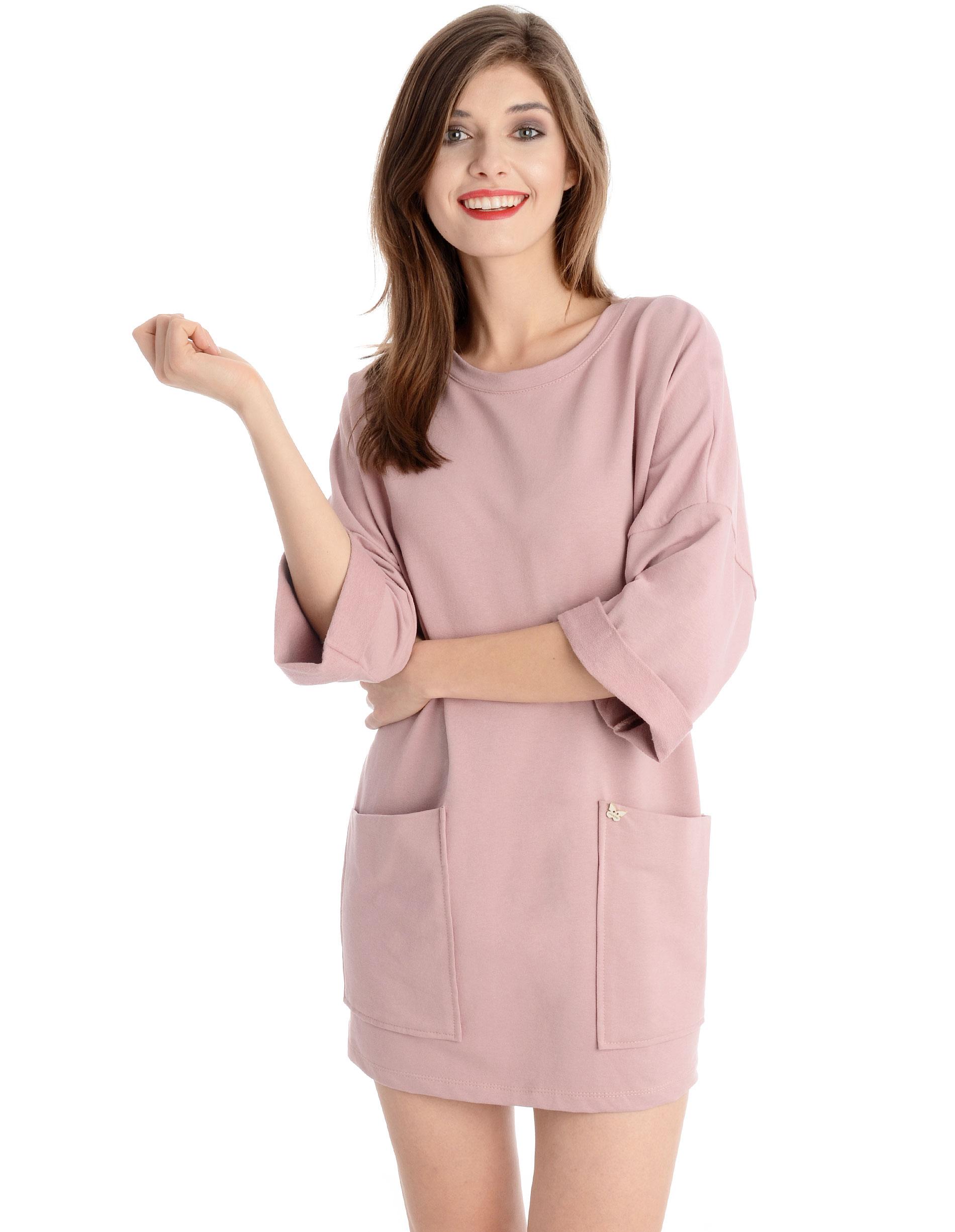 Sukienka - 80-2617 RO AN - Unisono