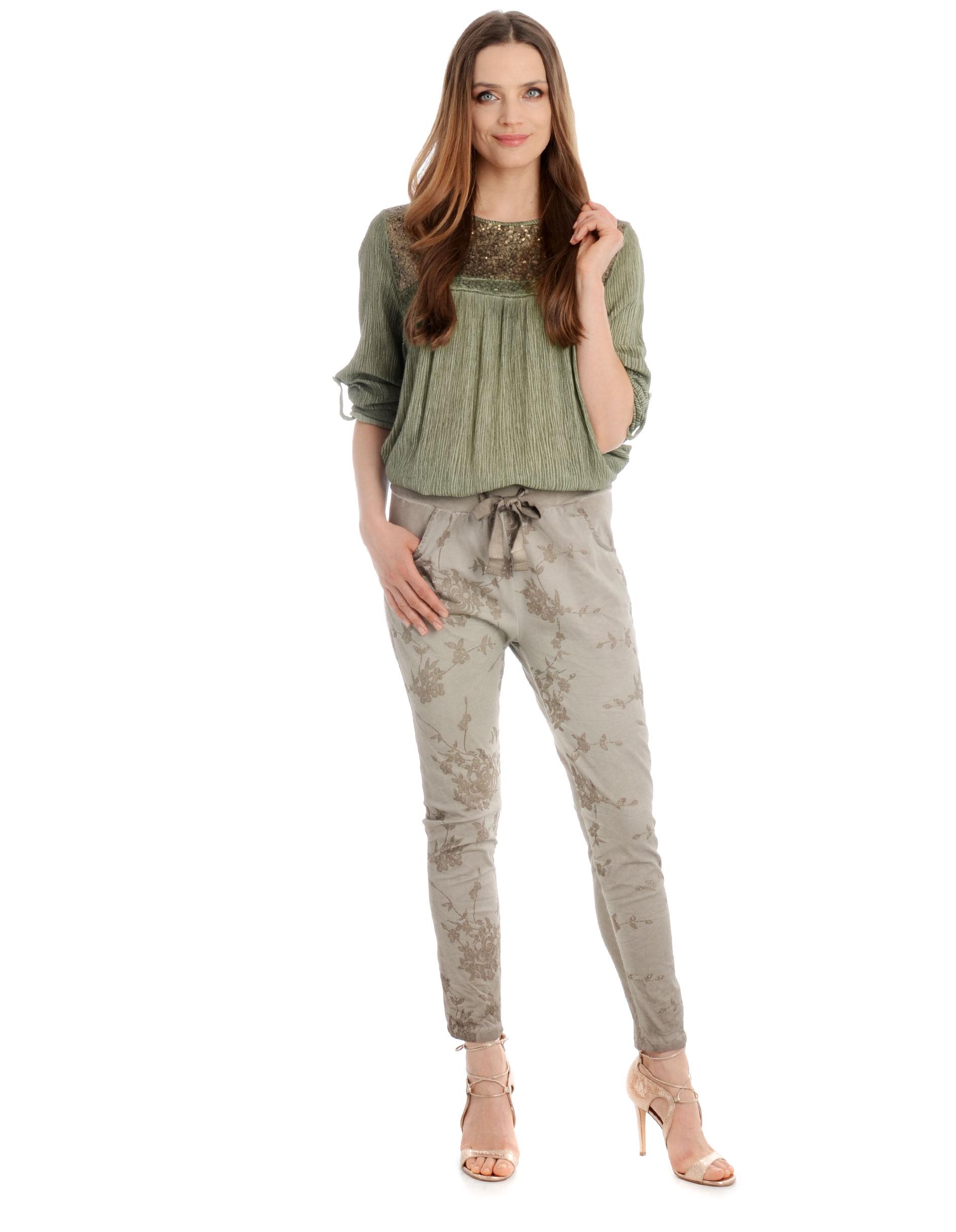 Spodnie - 19-17A05 FANG - Unisono