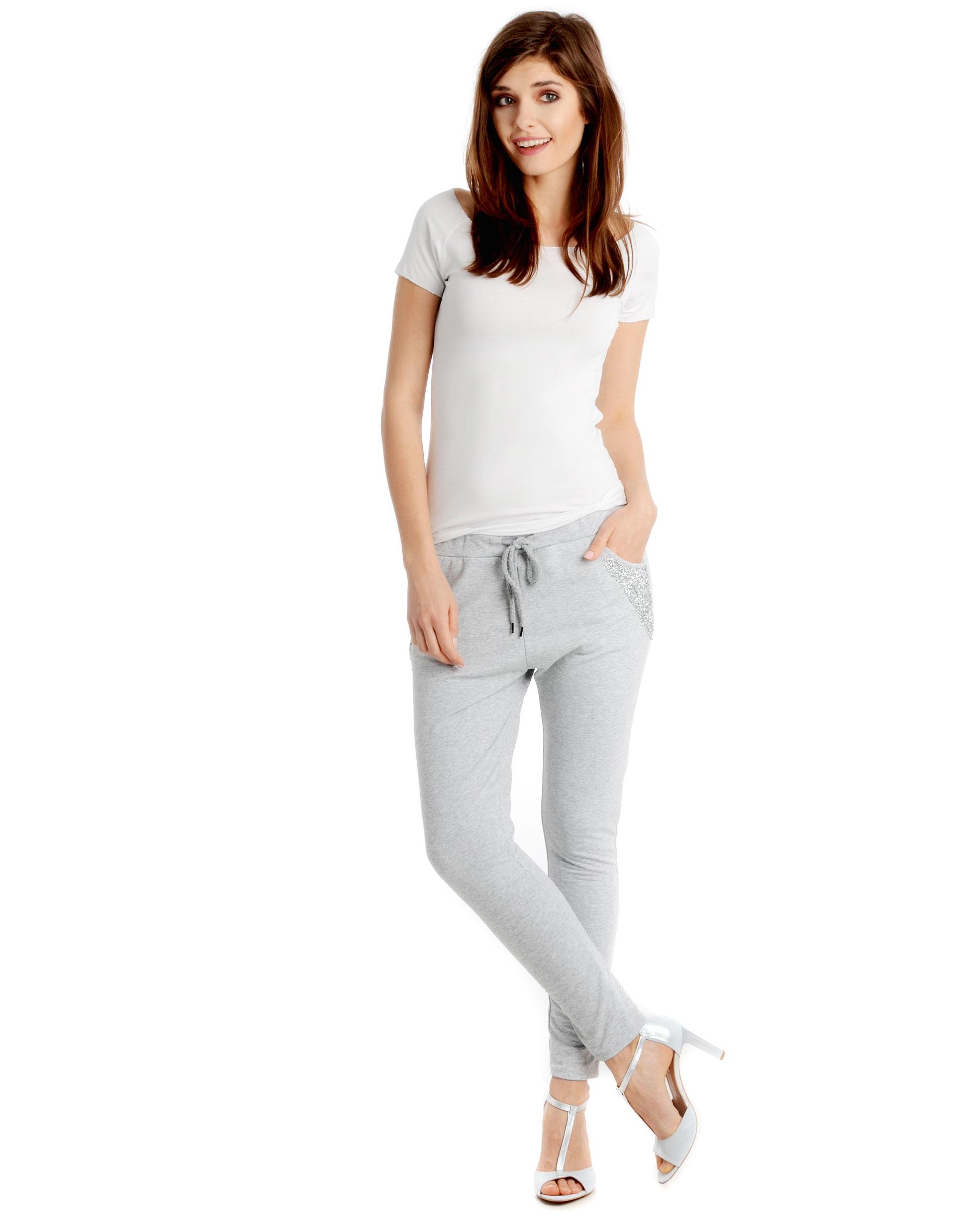 Spodnie - 63-9021 GRIGI - Unisono