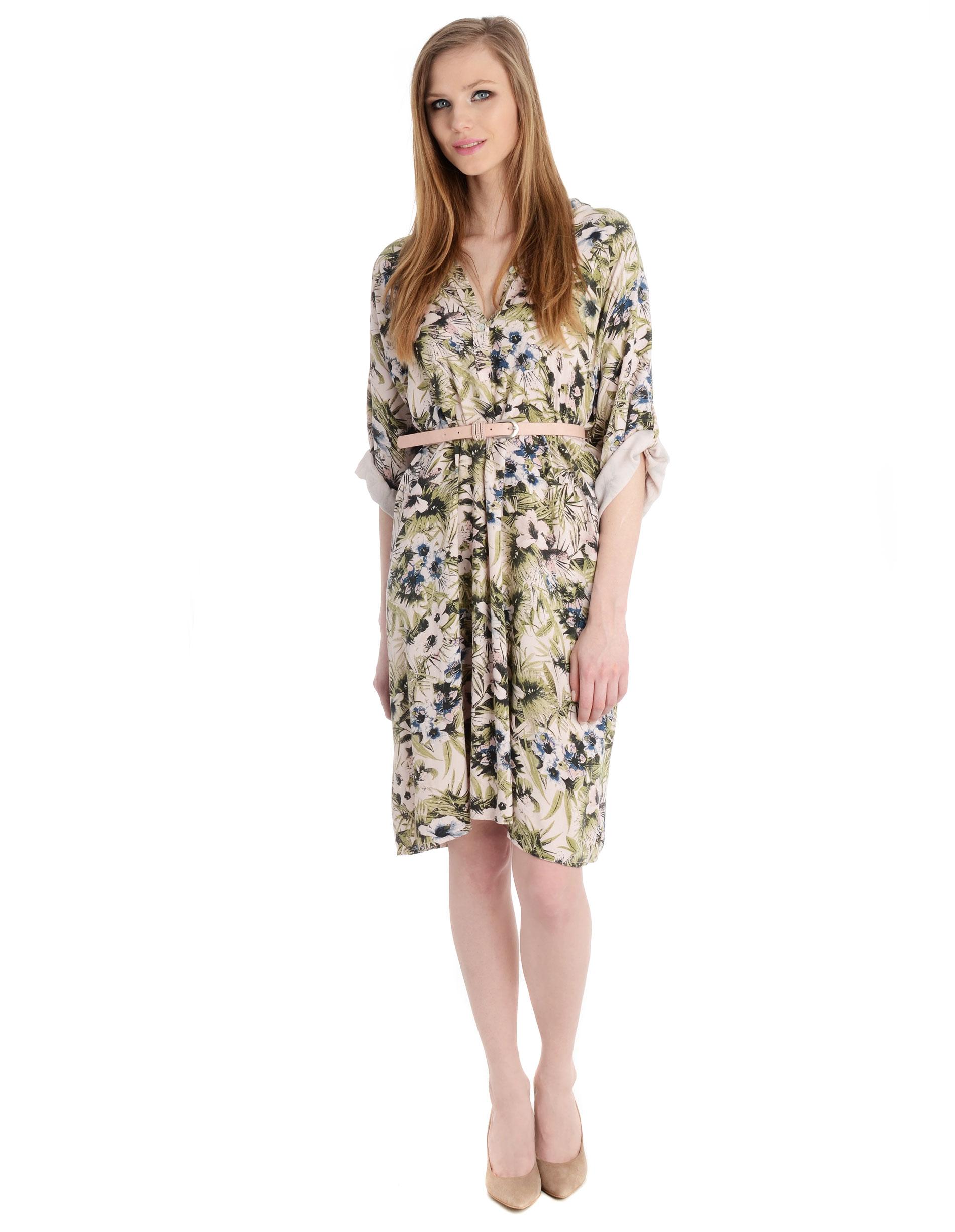 Sukienka - 147-1340 ROAN - Unisono