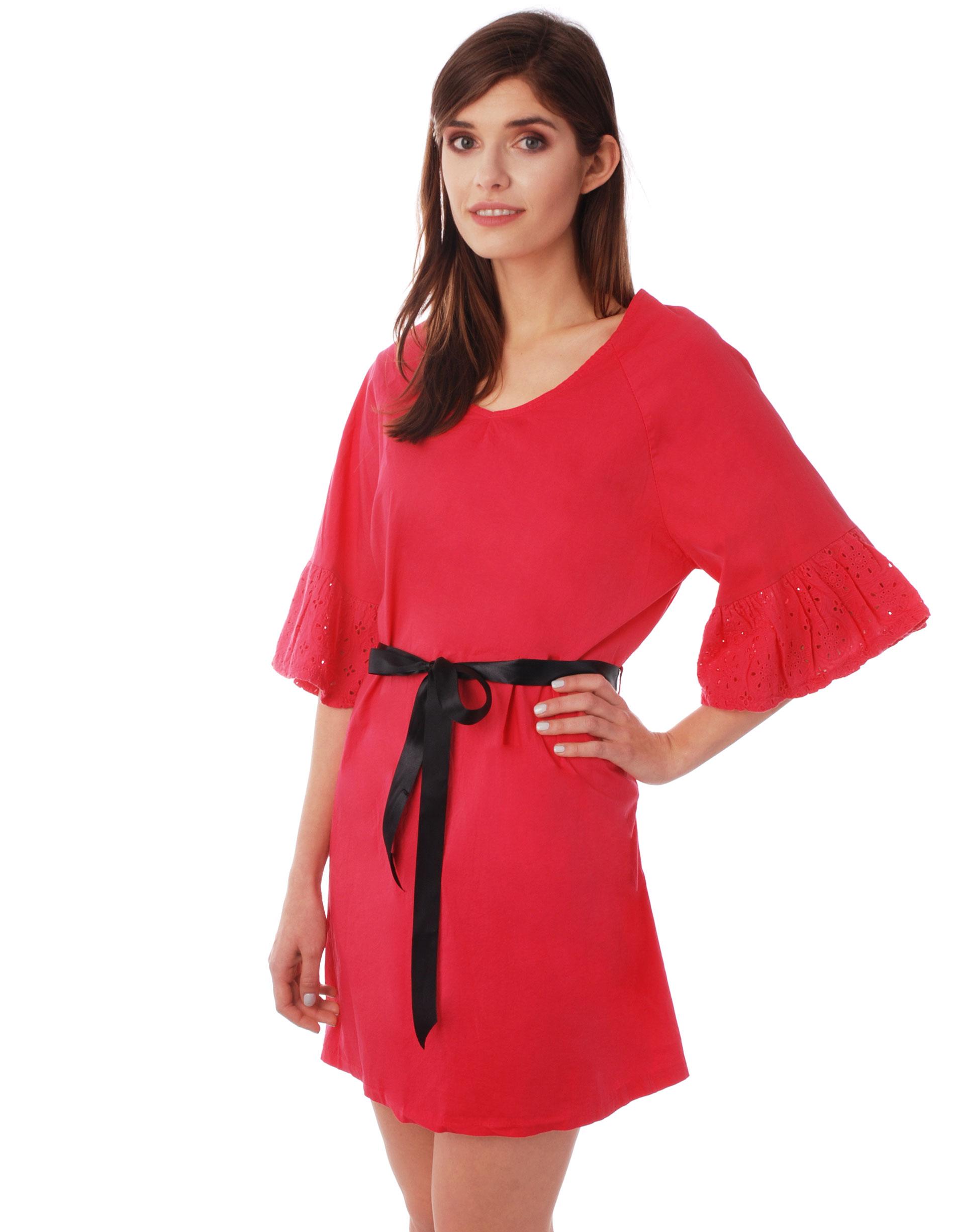 Sukienka - 34-403 FRAGOL - Unisono