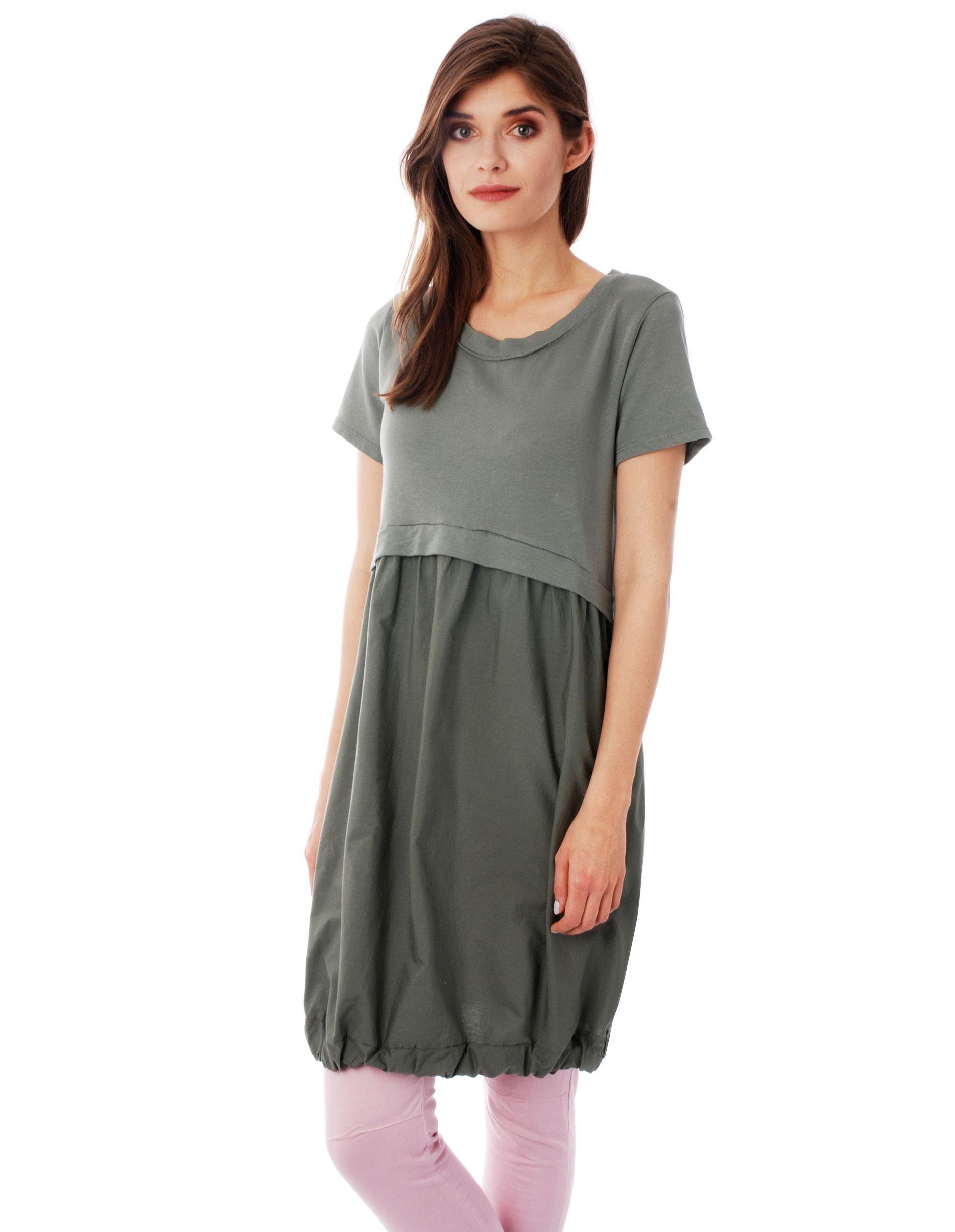 Sukienka - 62-5491-1 MIL - Unisono