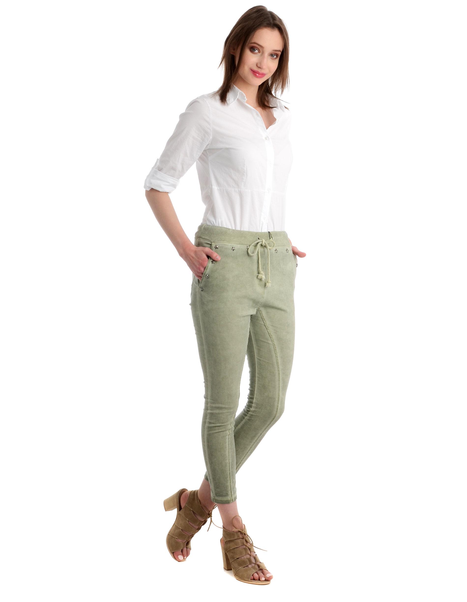 Spodnie - 141-P009 MILI - Unisono