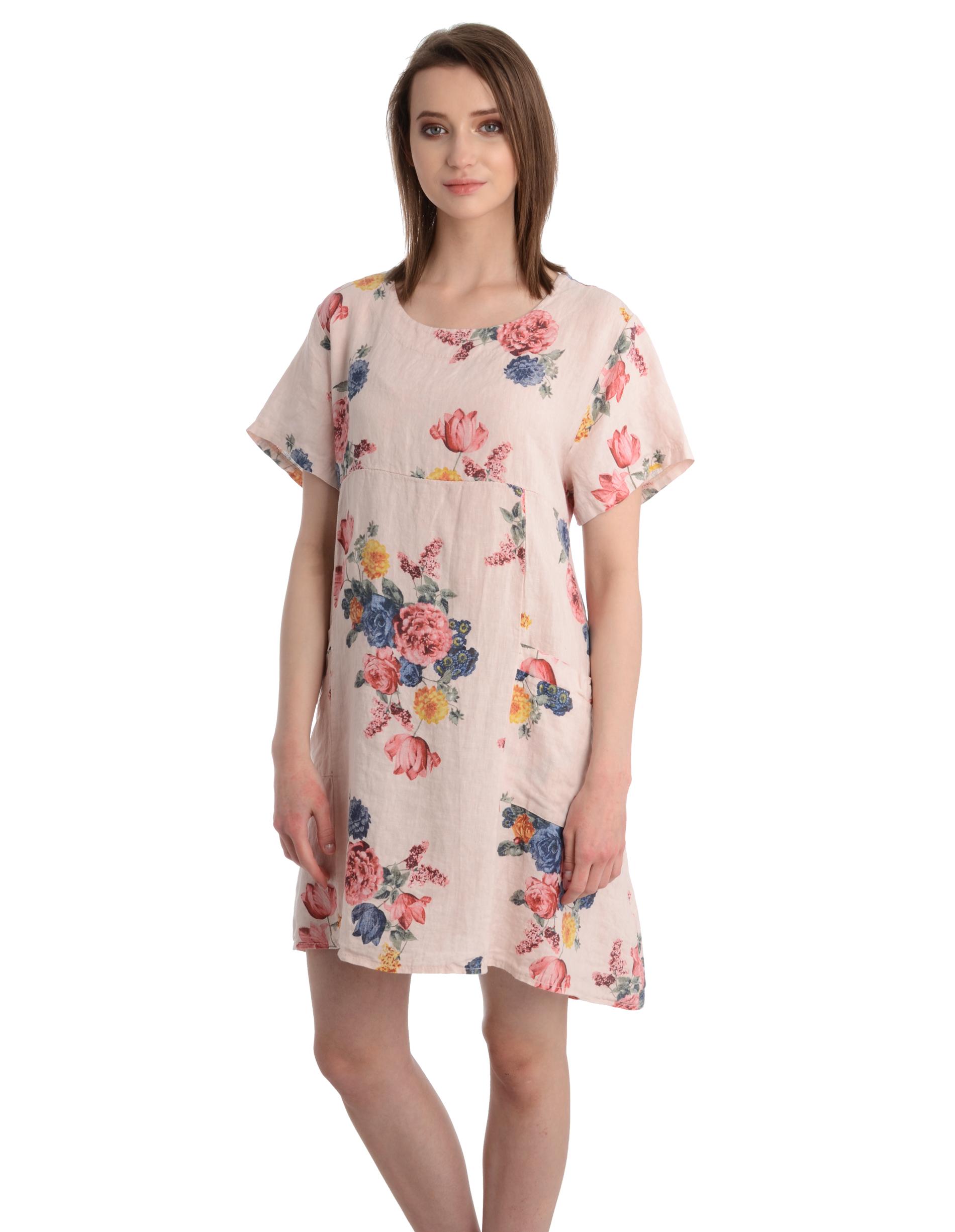 Sukienka - 143-262 ROSA - Unisono
