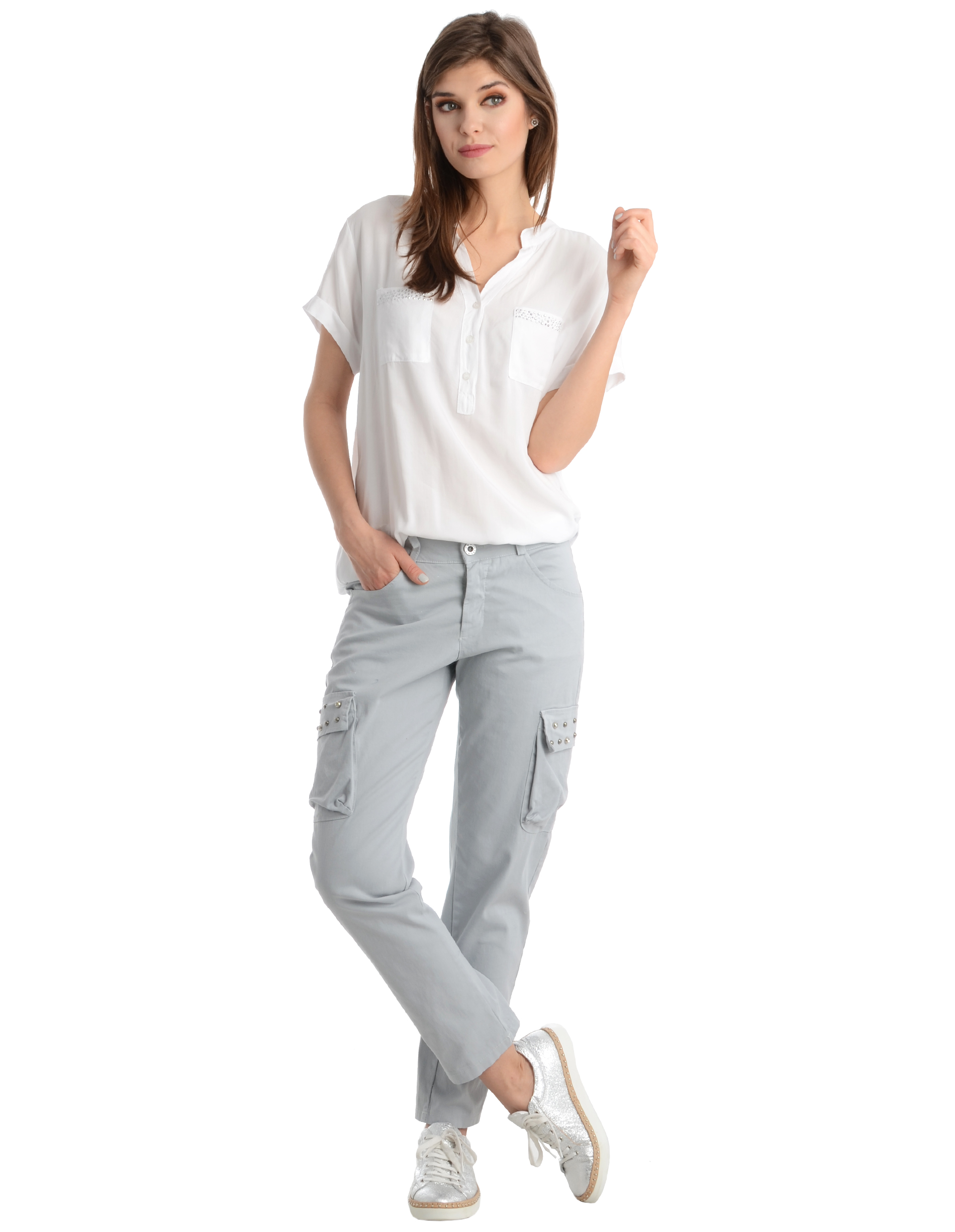 Spodnie - 137-CT150 PER - Unisono