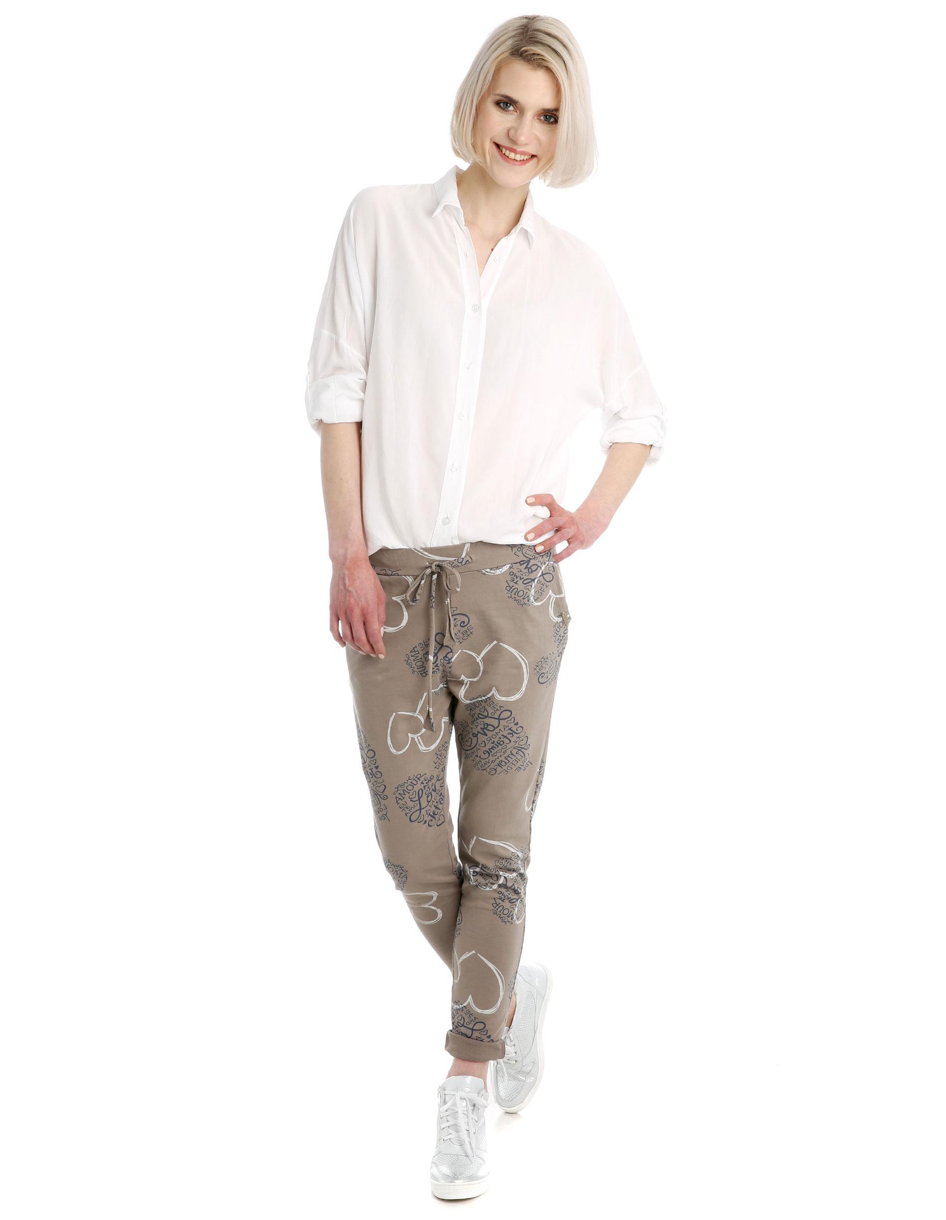 Spodnie - 18-4888I FANG - Unisono