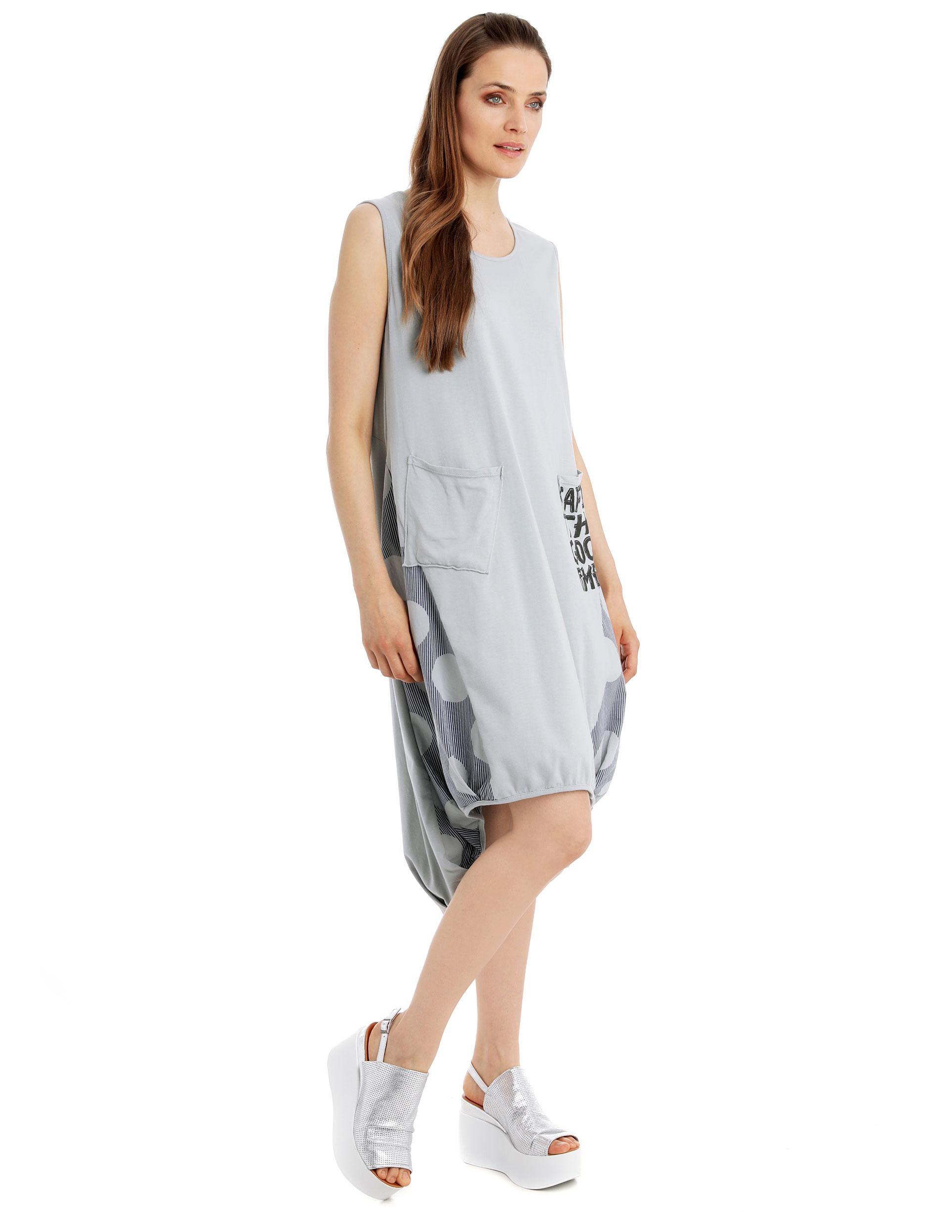 Sukienka - 120-1469 GRIG - Unisono