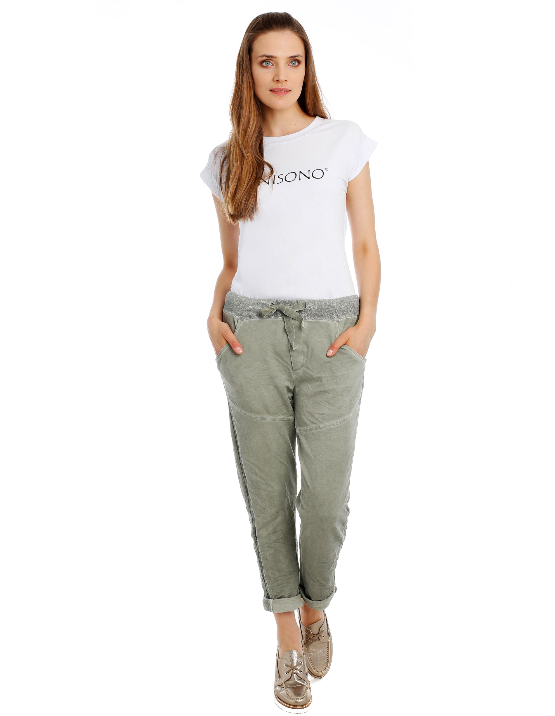 Spodnie - 164-6027 MILI - Unisono