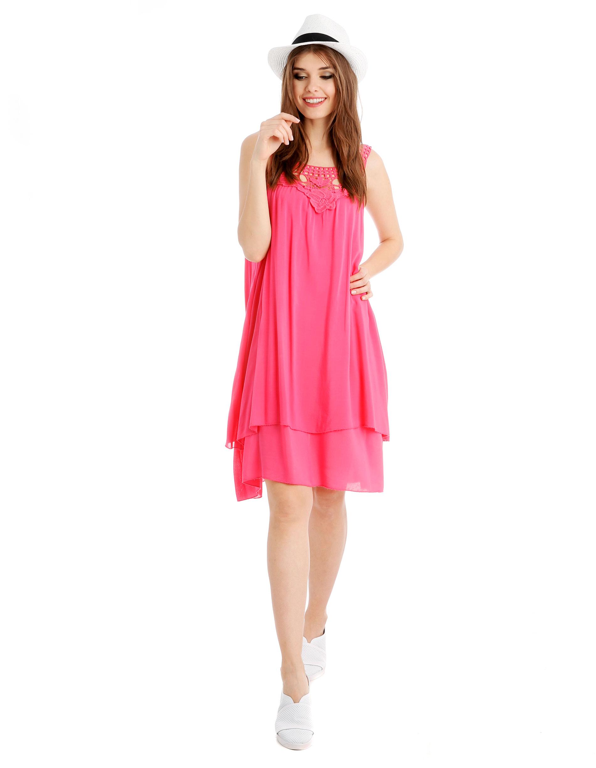 Sukienka - 103-8852 FUXI - Unisono