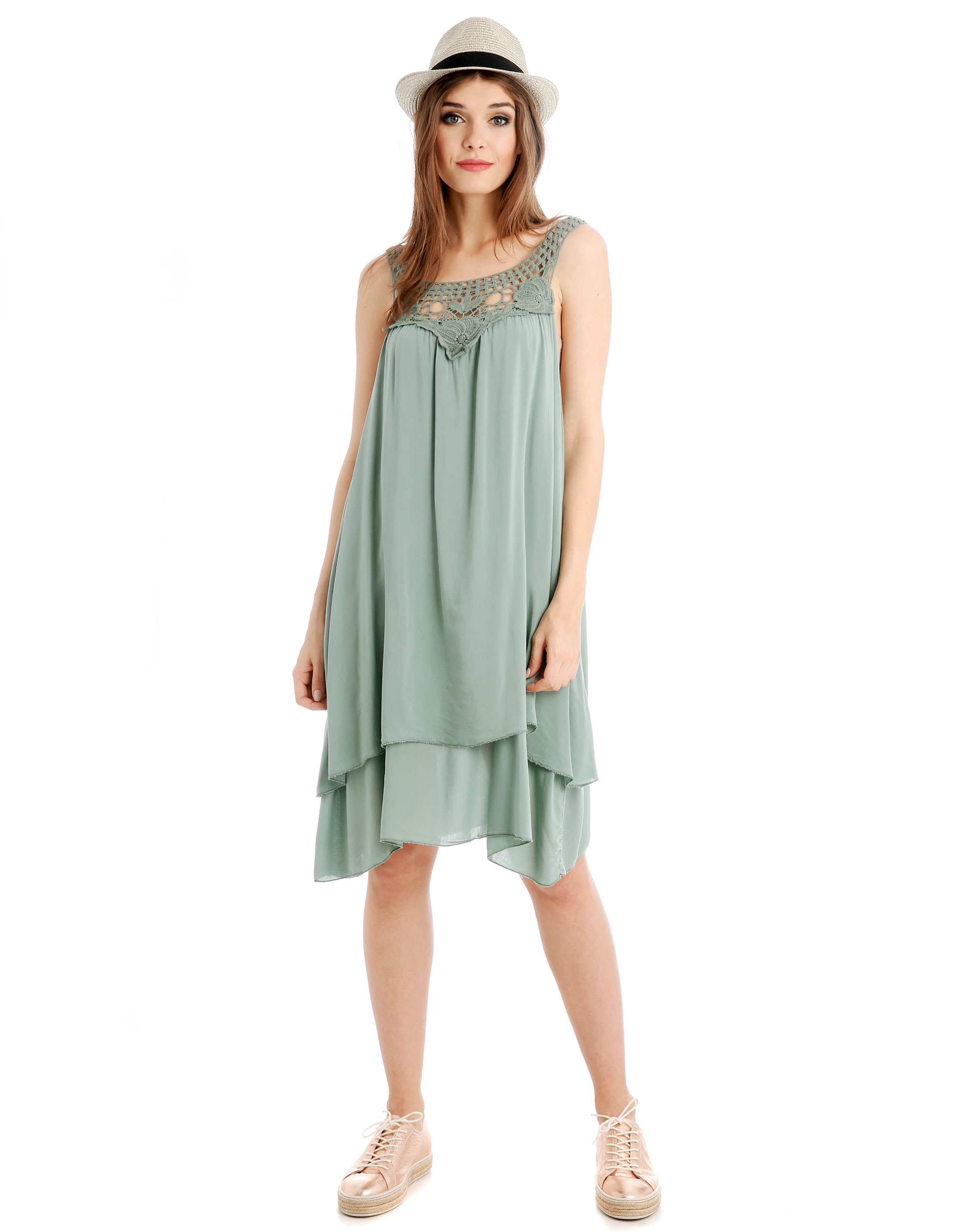 Sukienka - 103-8852 MILI - Unisono