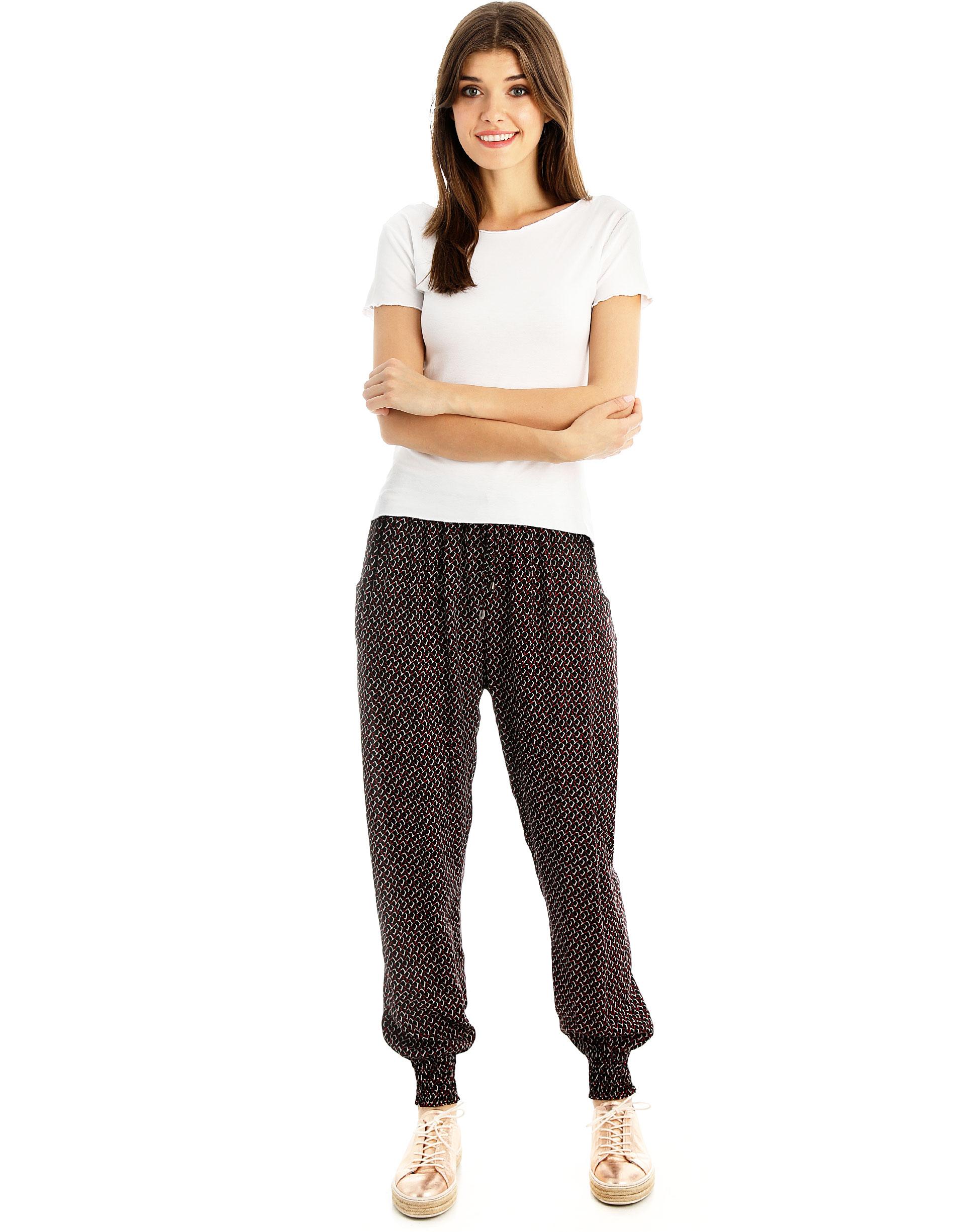 Spodnie - 91-11 NER-ROS - Unisono