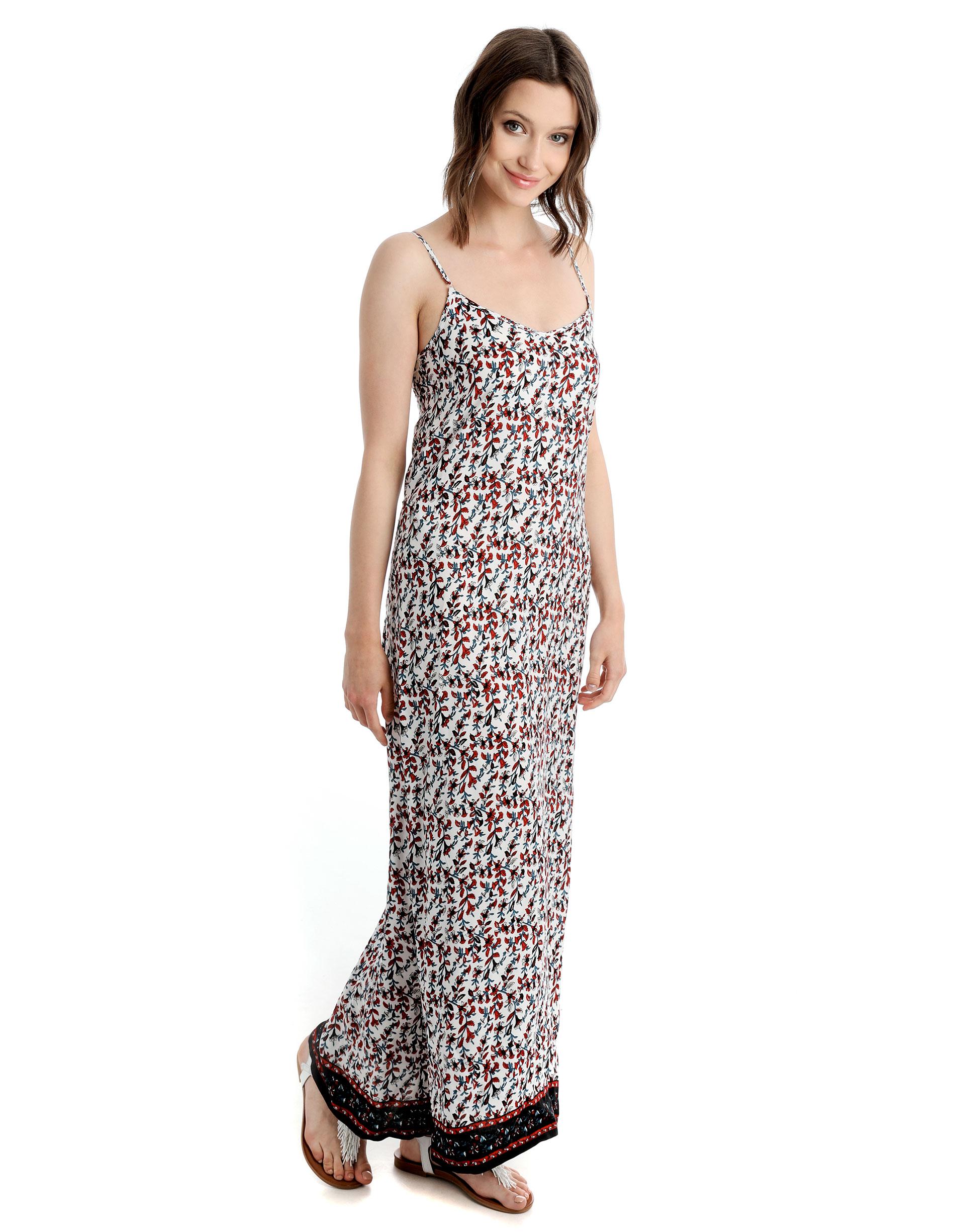Sukienka - 91-1015 BI-NE - Unisono