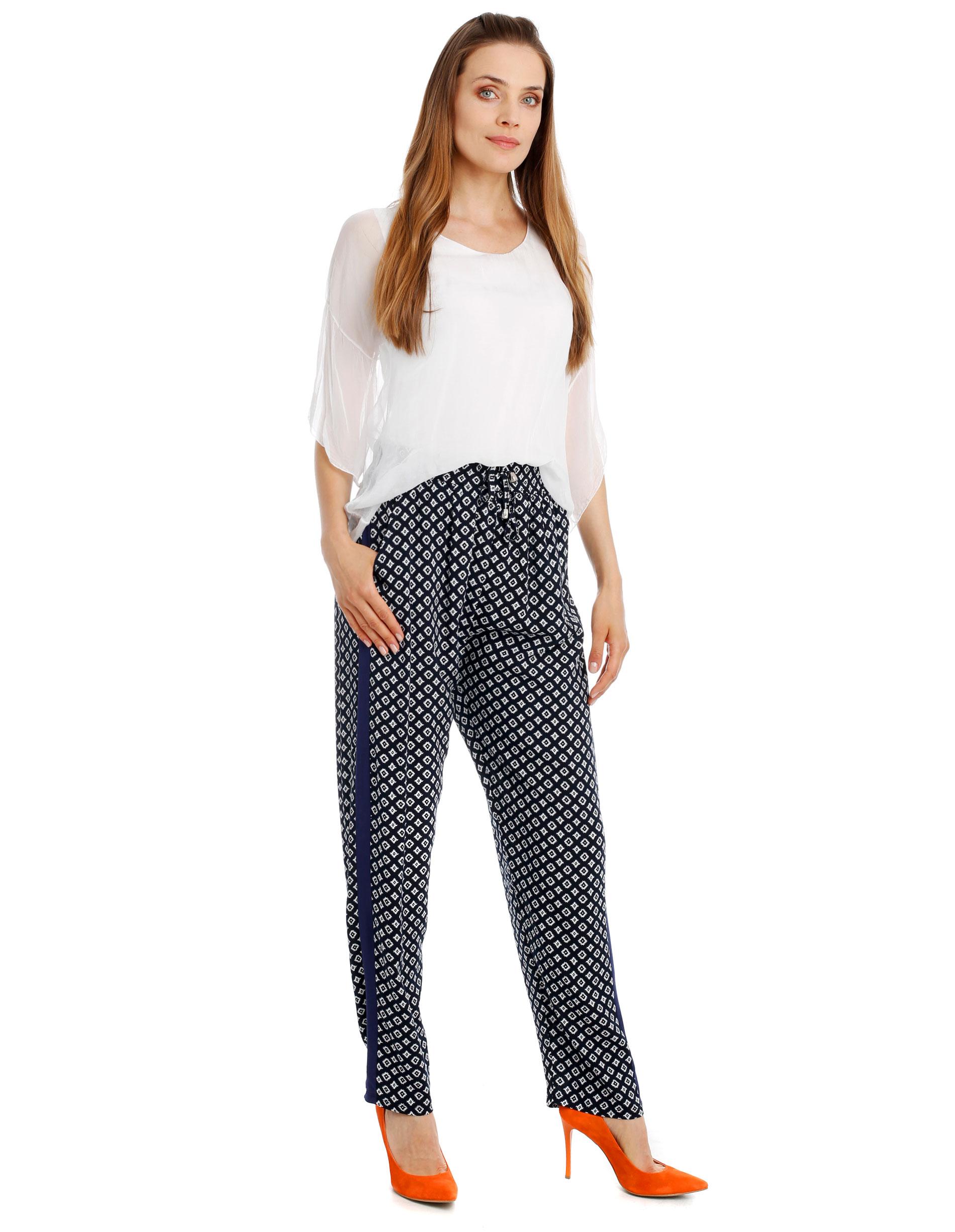 Spodnie - 91-1032 BLU - Unisono