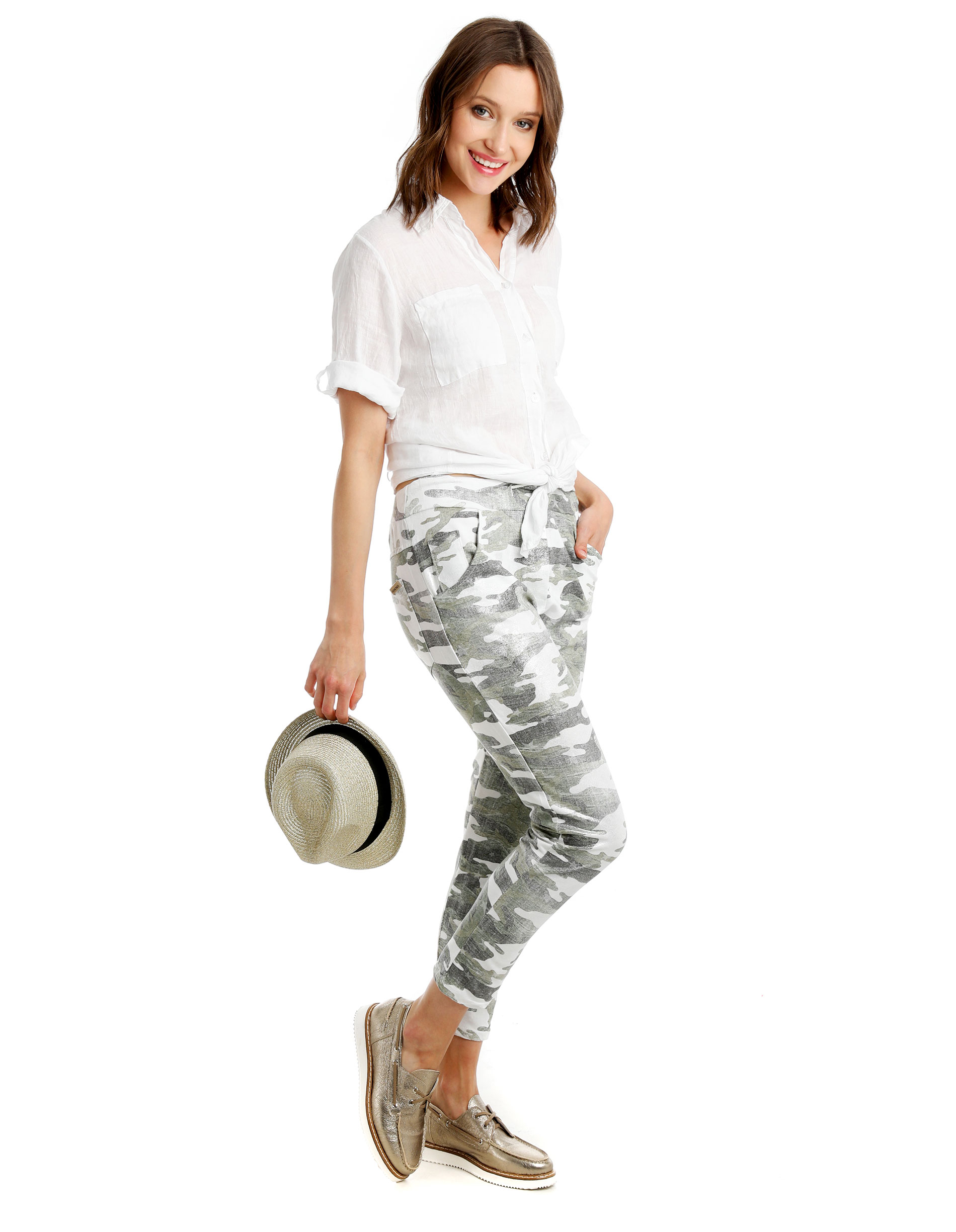 Spodnie - 141-1360 BIAN - Unisono