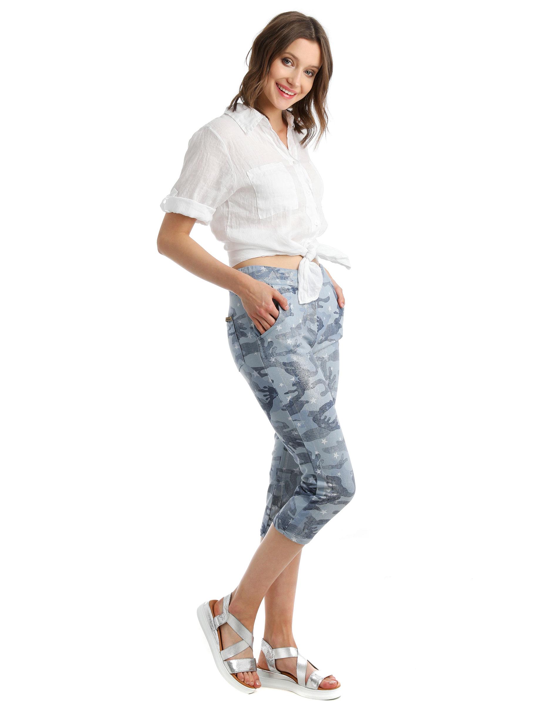 Spodnie - 141-1504 JEAN - Unisono