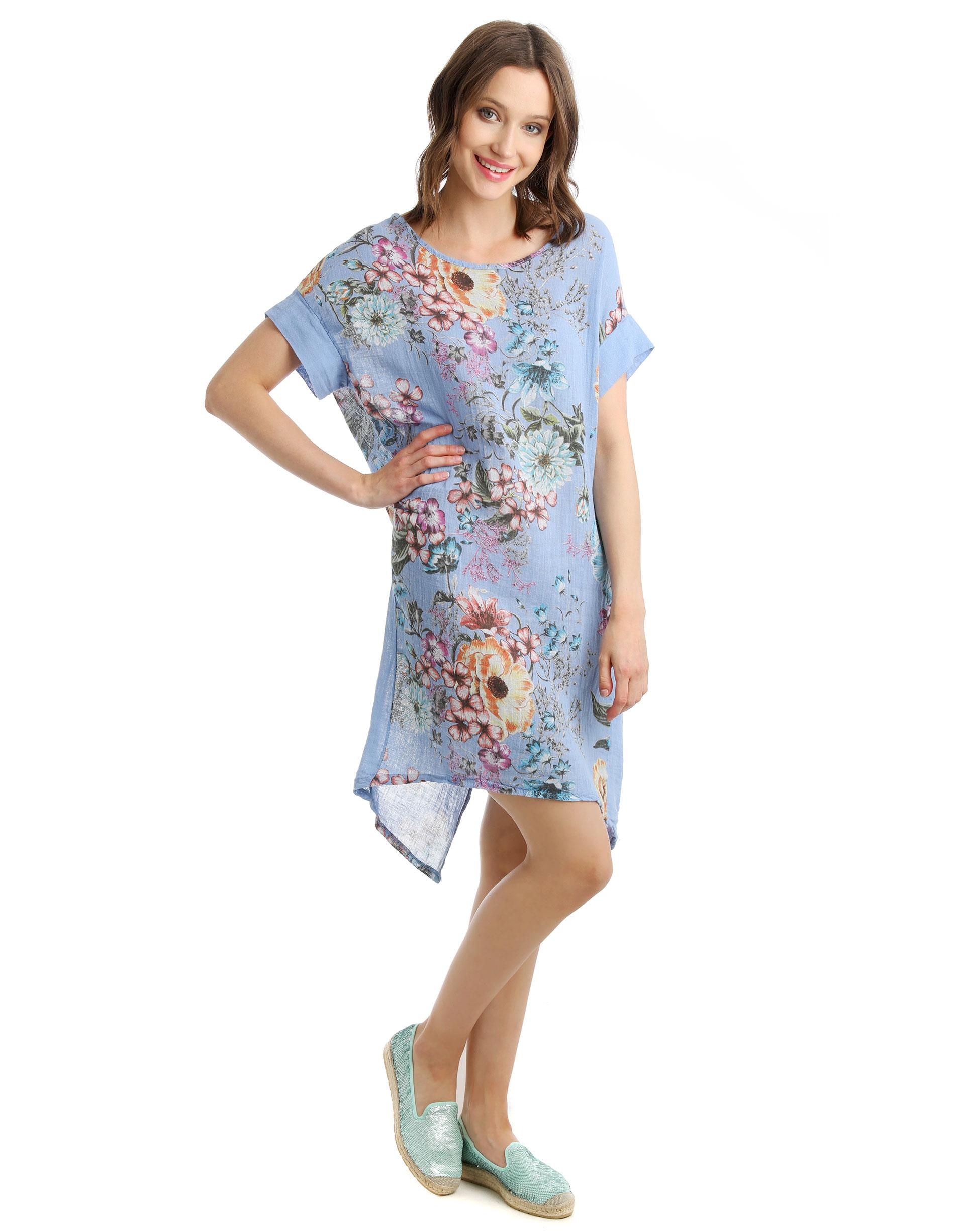Sukienka - 165-5908 CIEL - Unisono