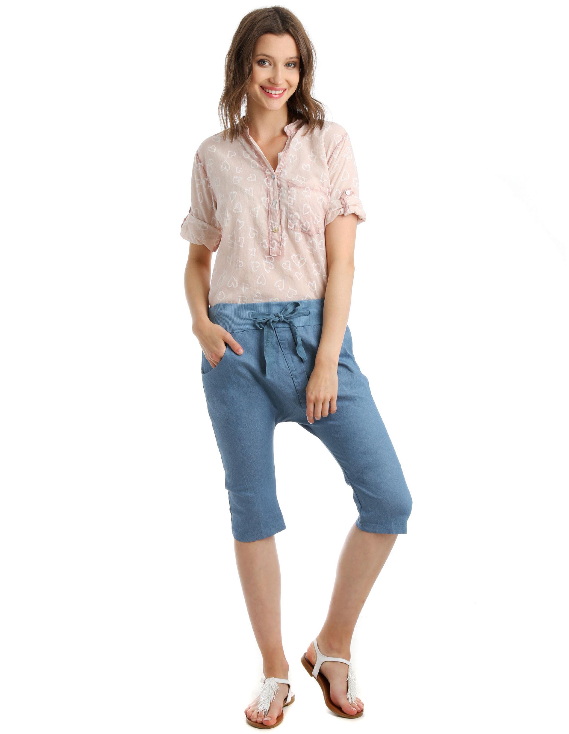 Spodnie - 20-7136 JEANS - Unisono