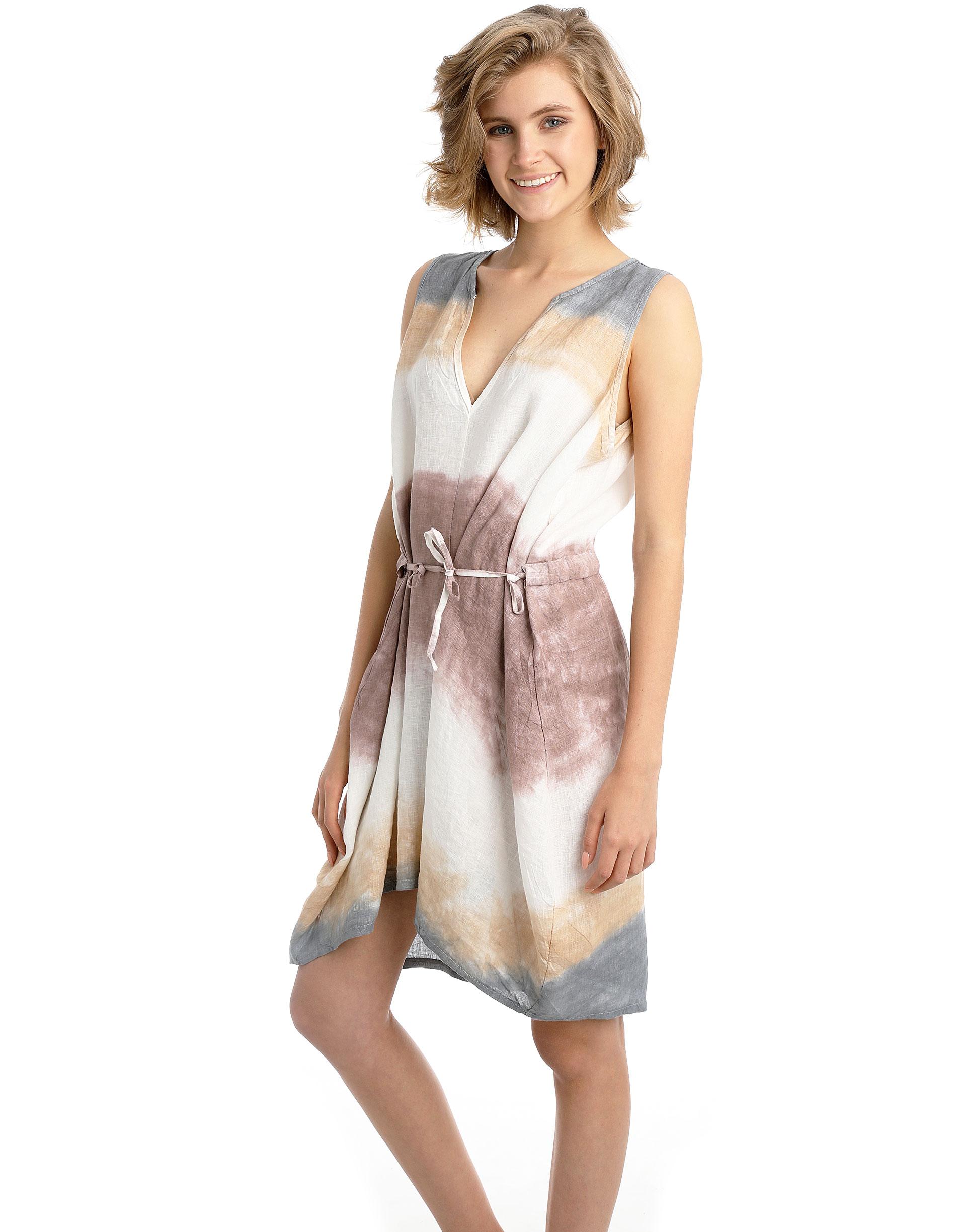 Sukienka - 31-7341 BLU - Unisono