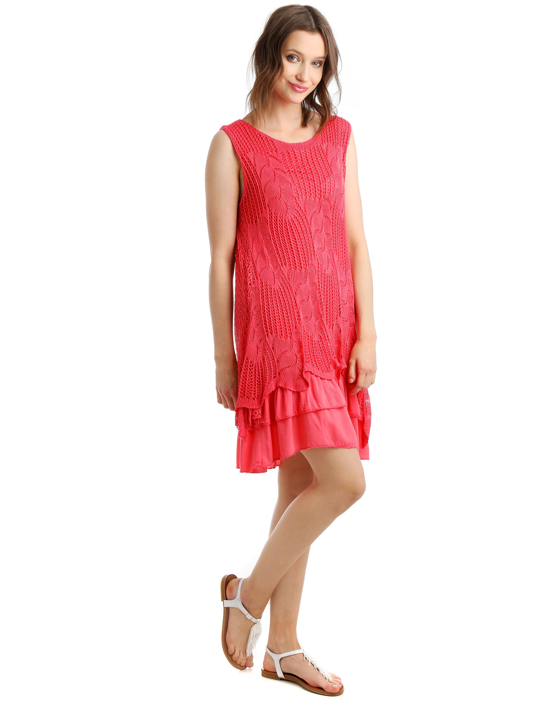 Sukienka - 68-7017 FRAGO - Unisono