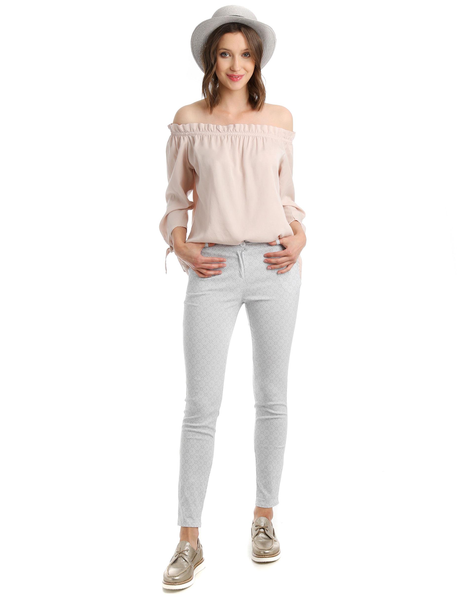 Spodnie - 10-2825D GRCH - Unisono