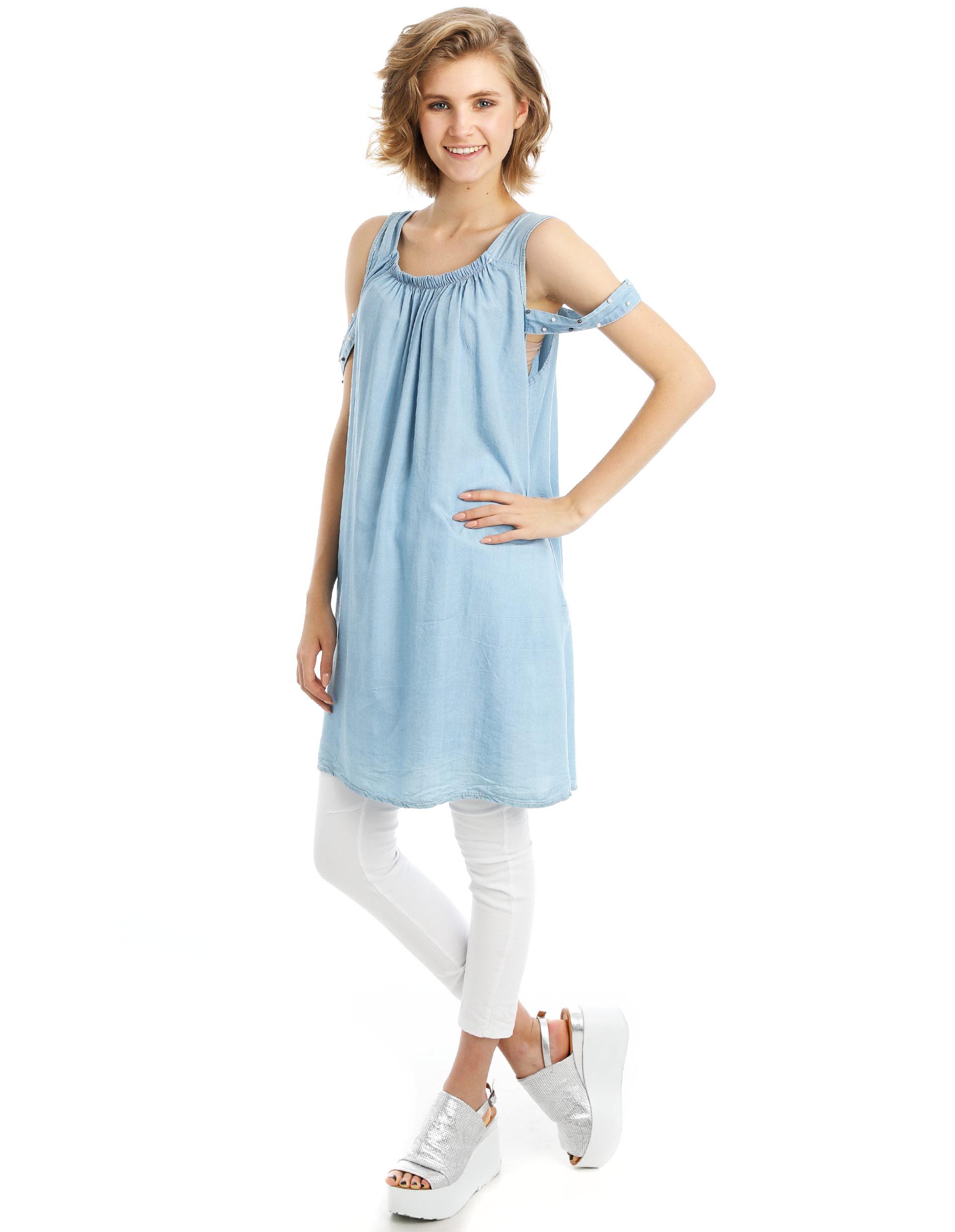 Sukienka - 150-17268 JEC - Unisono