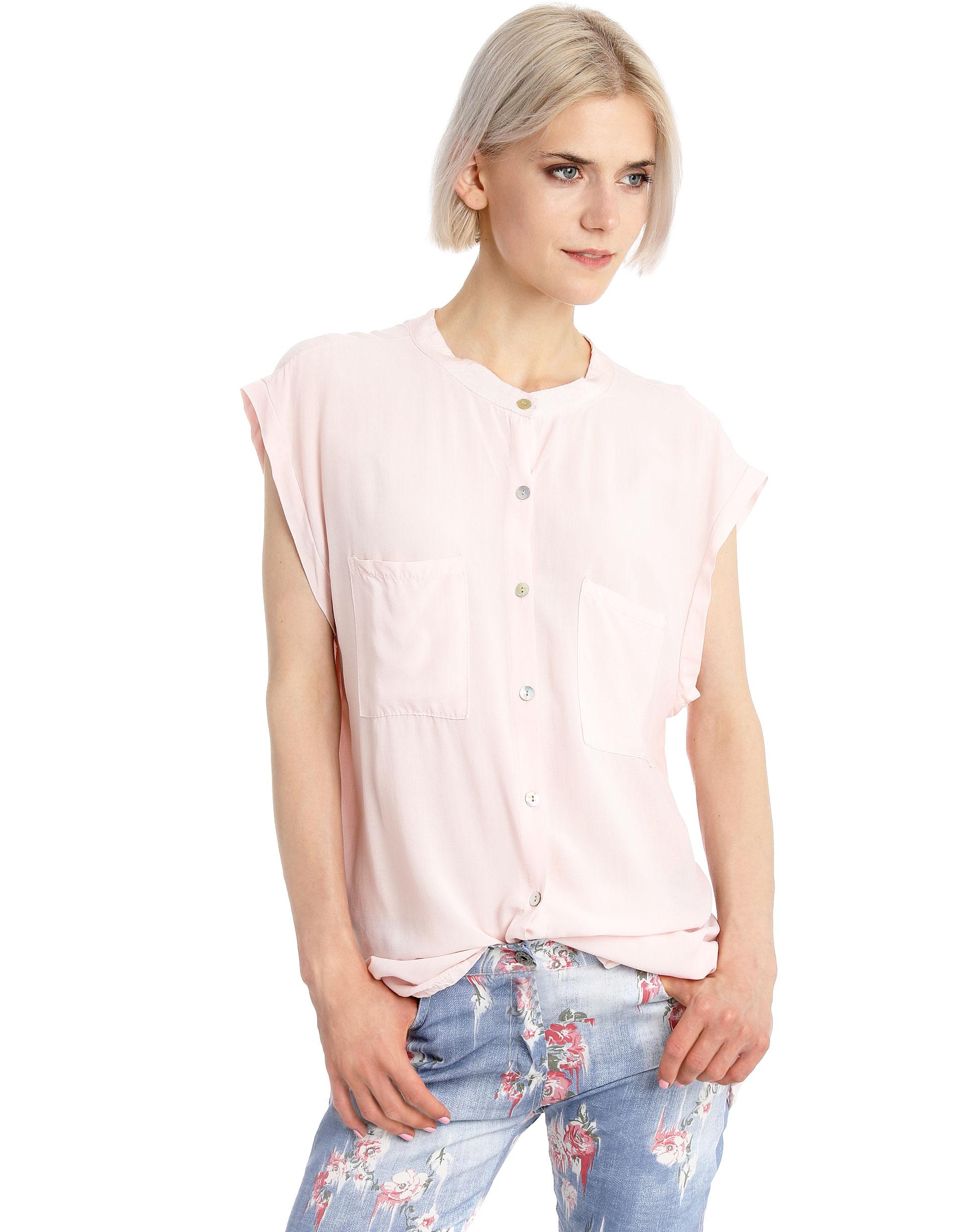 Koszula - 113-8010 ROSA - Unisono