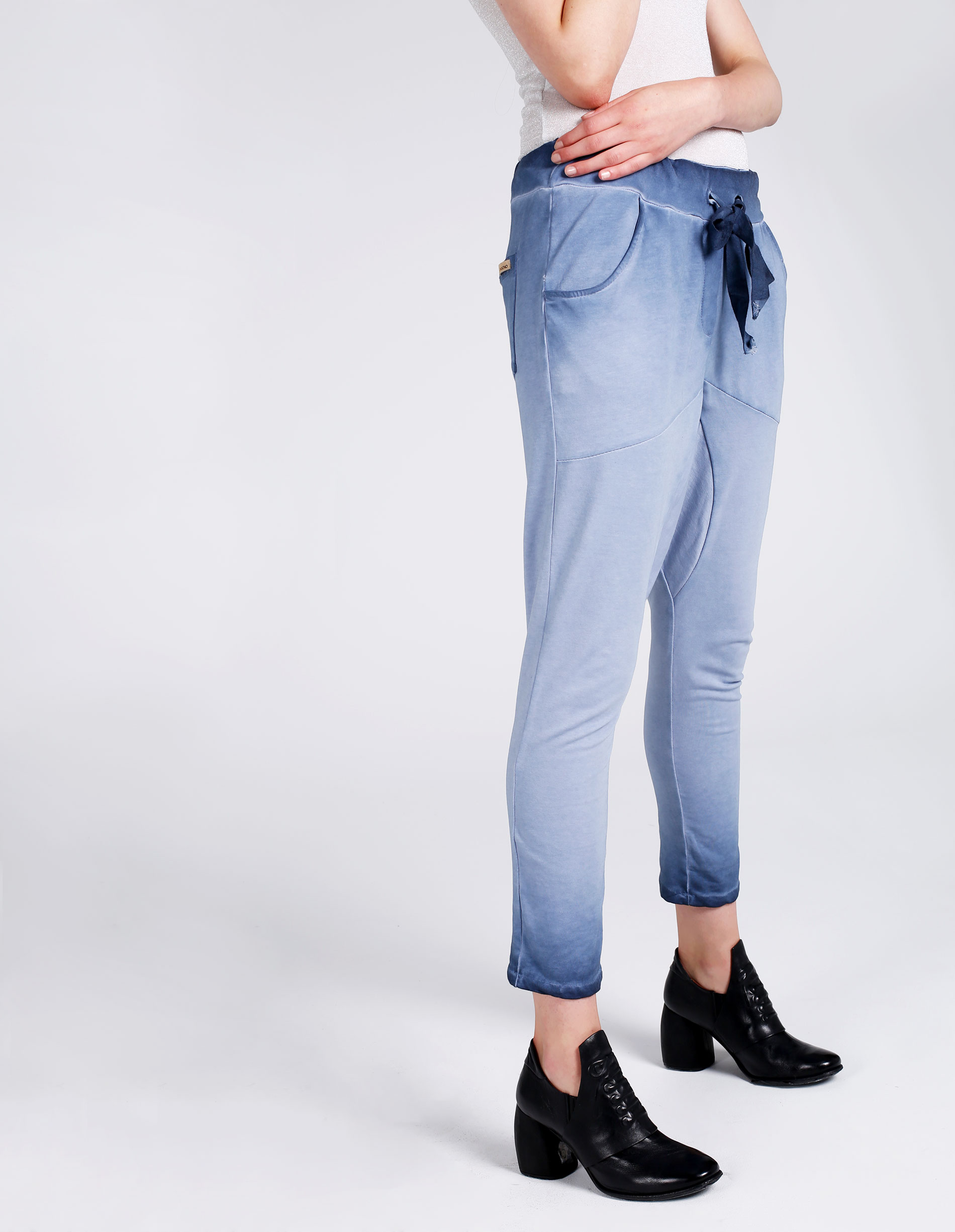 Spodnie - 141-1412B BLS - Unisono