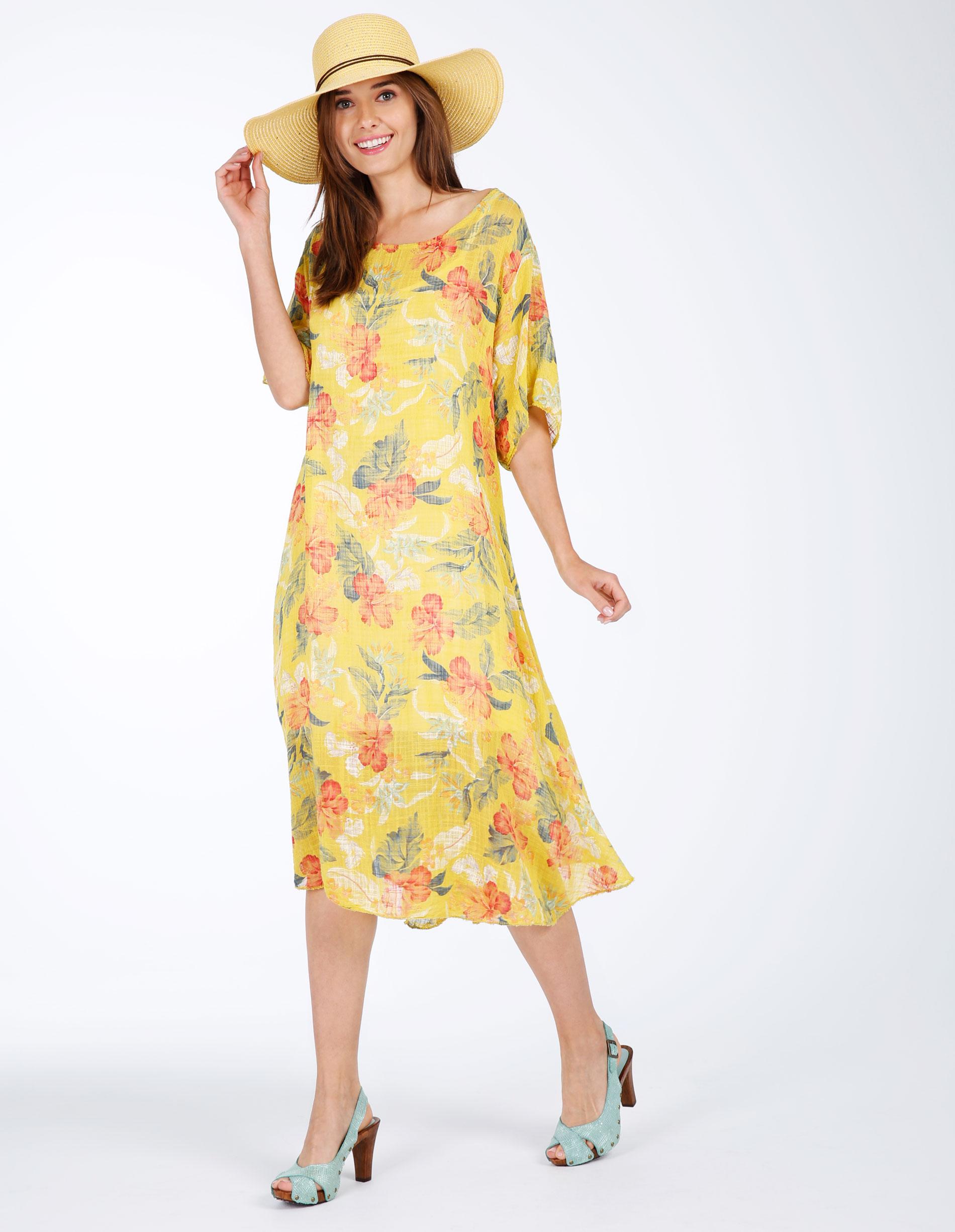 Sukienka - 37-9706 GIALL - Unisono