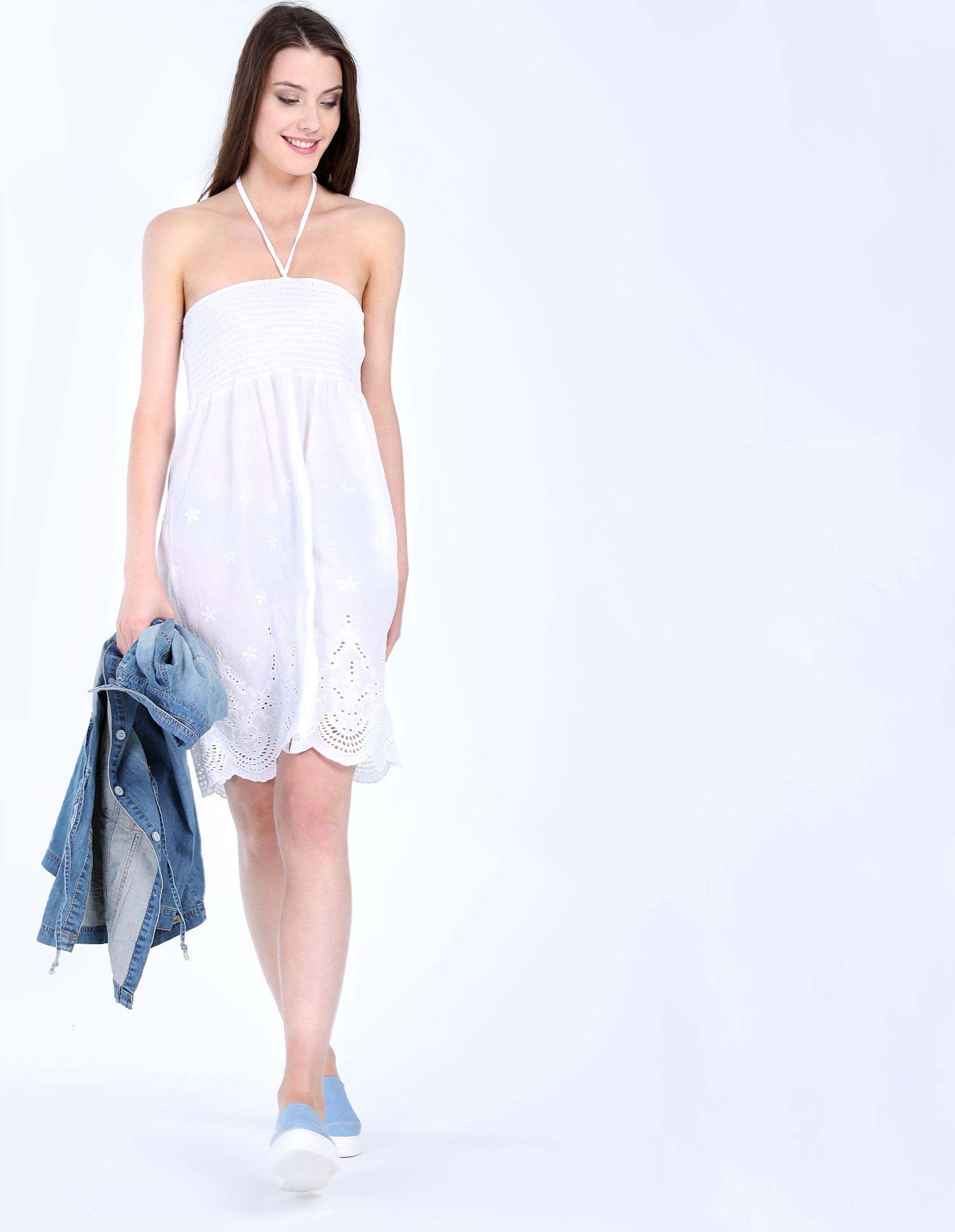 Sukienka - 147-10577 BIA - Unisono