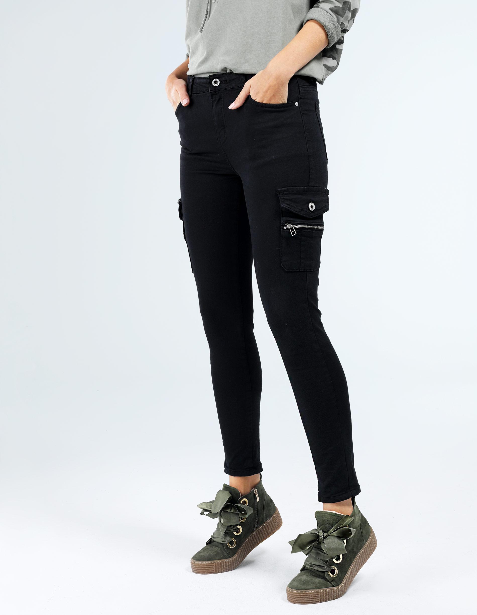 Spodnie - 154-9937 NERO - Unisono