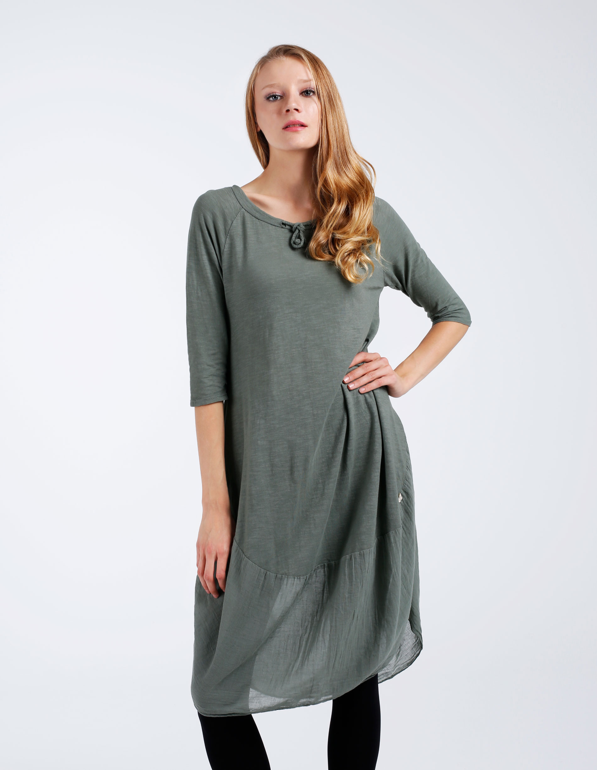 Sukienka - 18-17109 MILI - Unisono