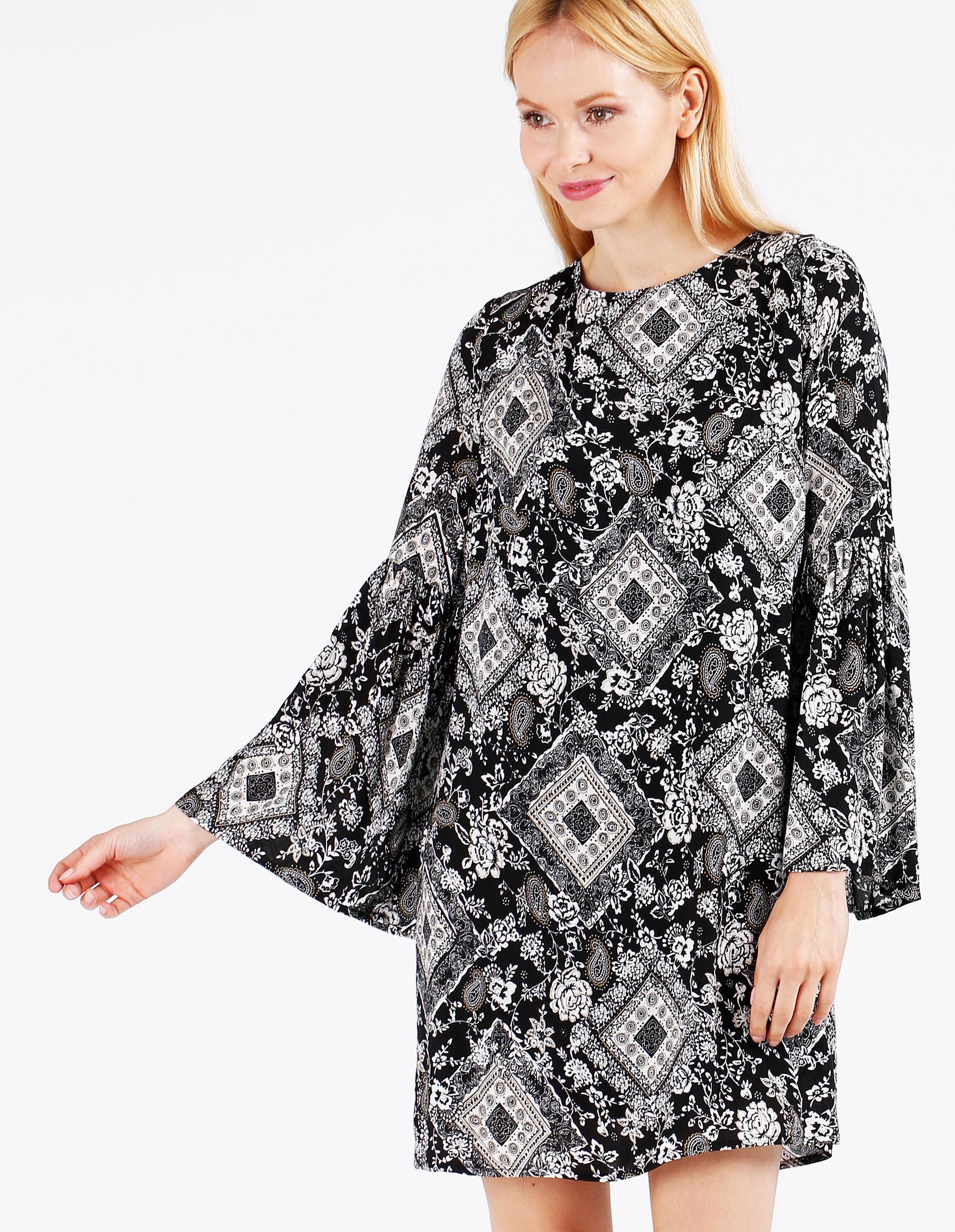 Sukienka - 88-111179 N-M - Unisono