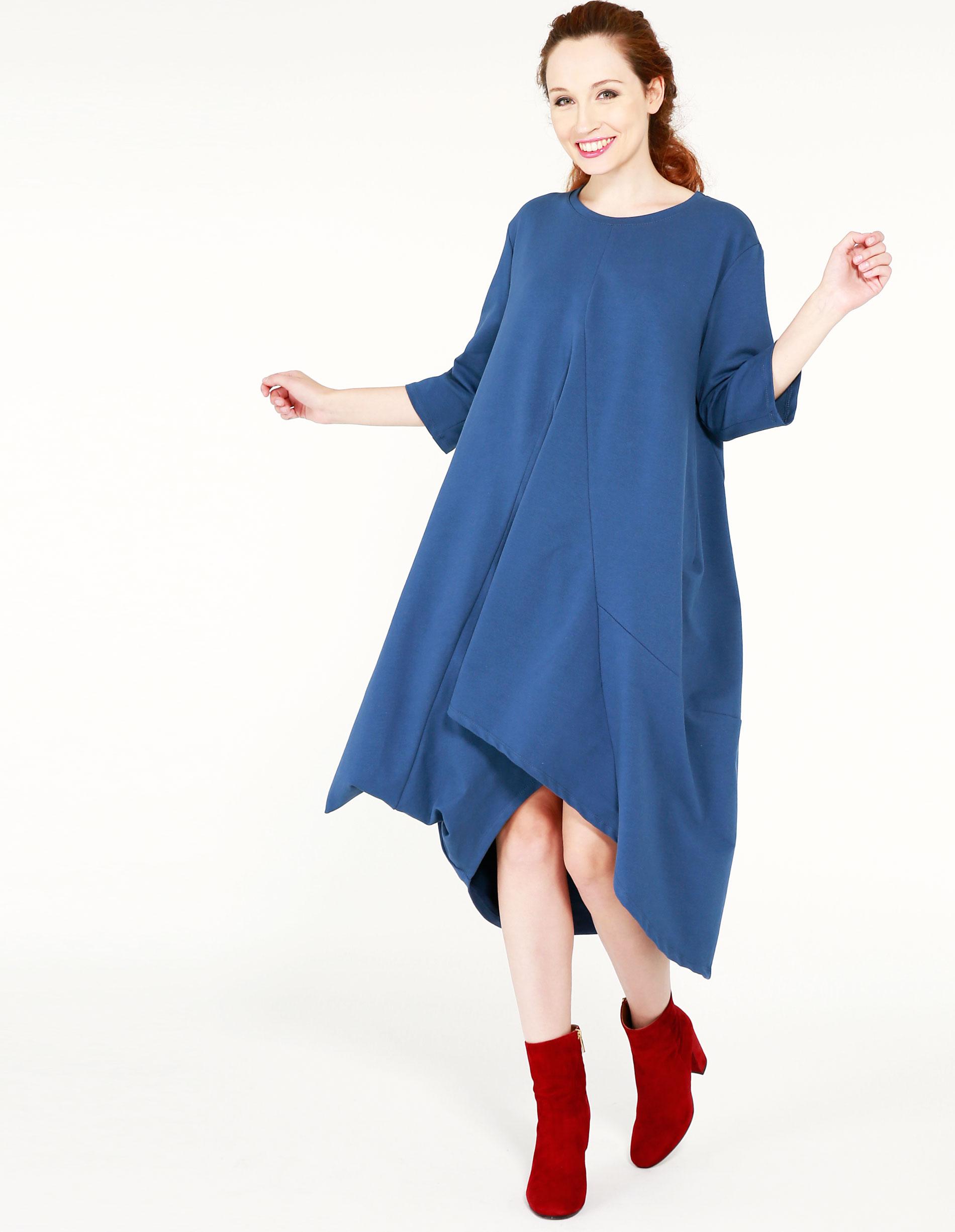 Sukienka - 30-87029 LAVA - Unisono