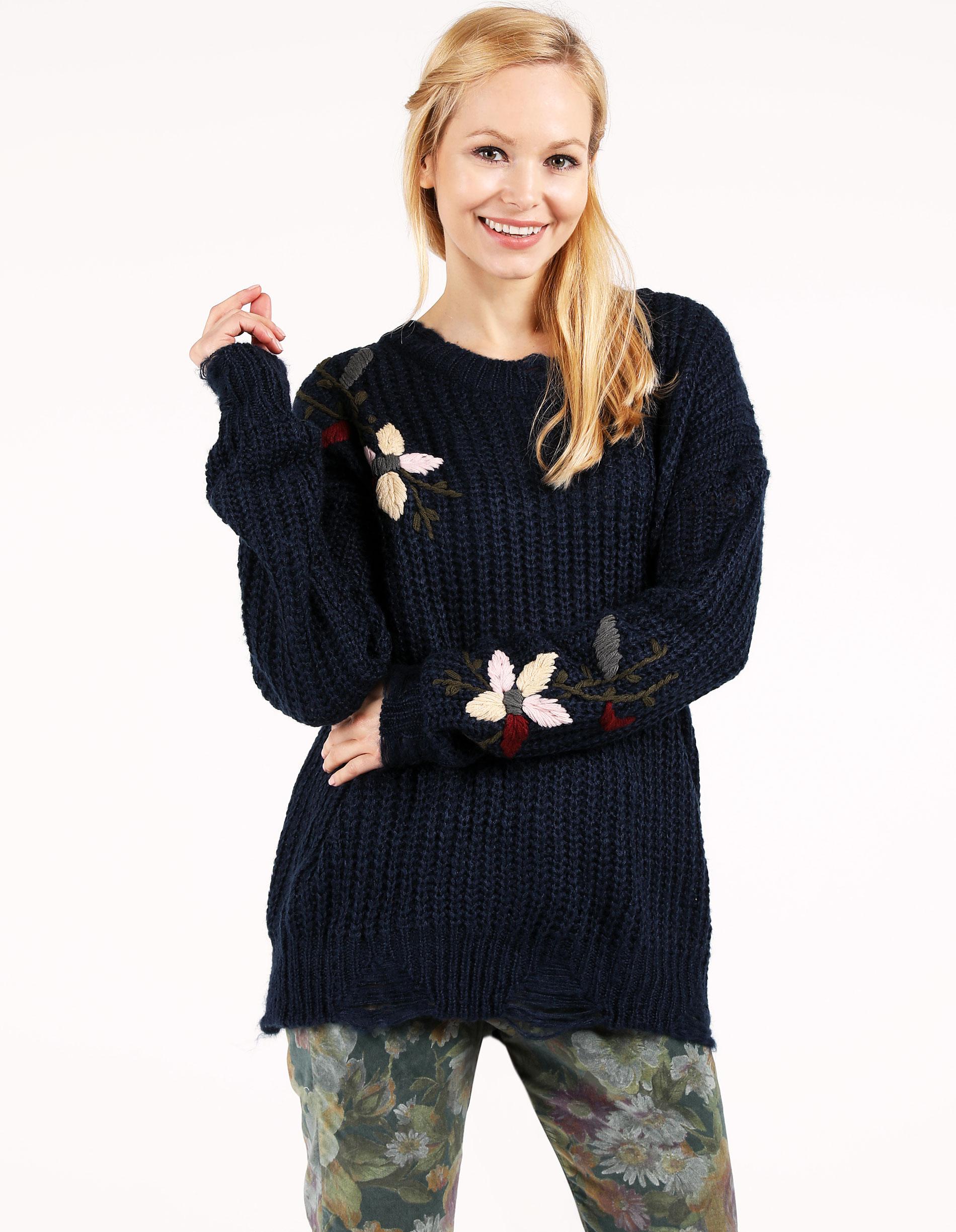 Sweter - 15-60014 BLSC - Unisono