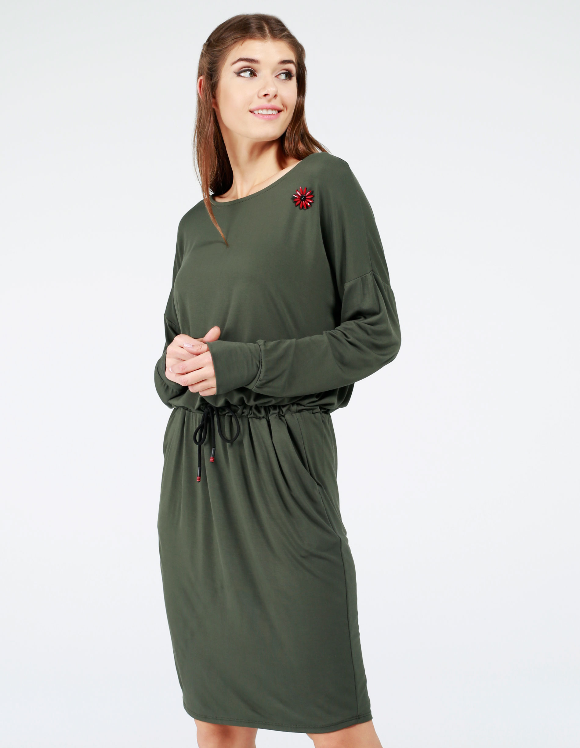 Sukienka - 30-87180 MILI - Unisono
