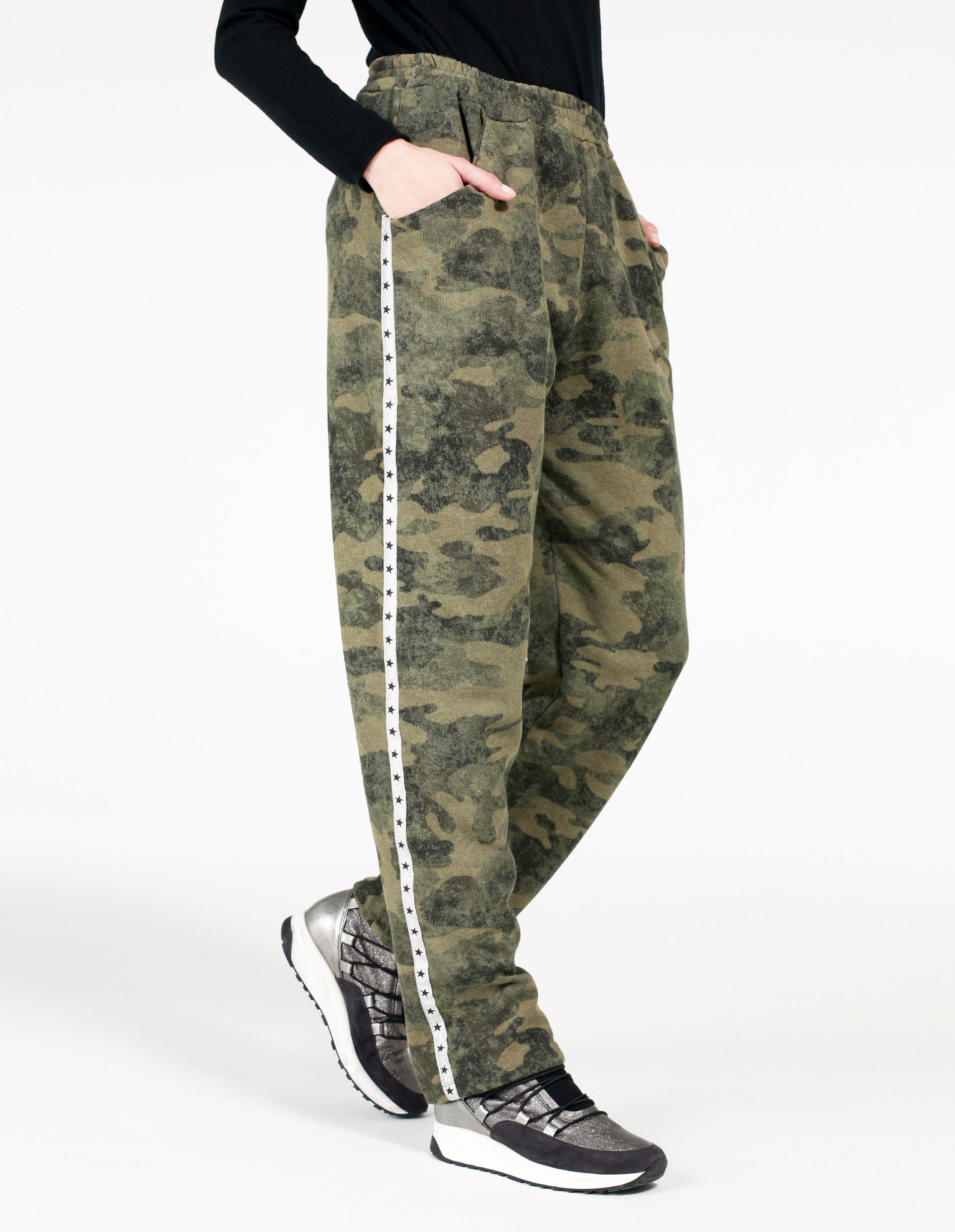 Spodnie - 34-I4058 MILI - Unisono