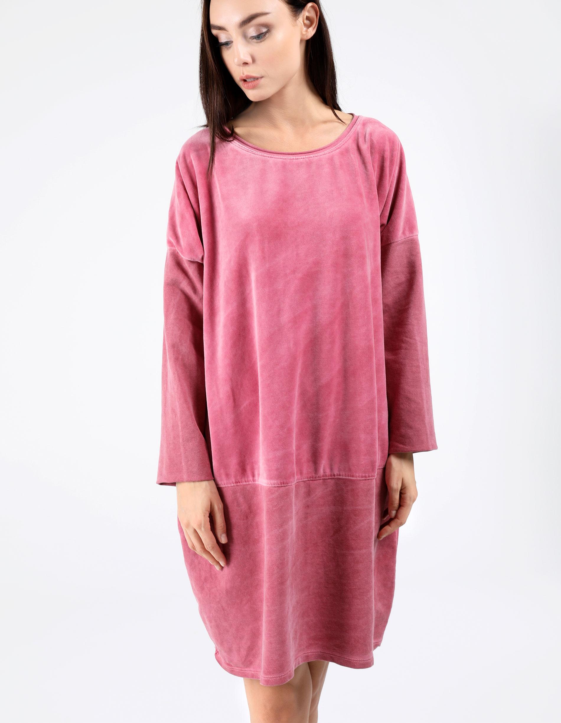 Sukienka - 102-9672 BORD - Unisono