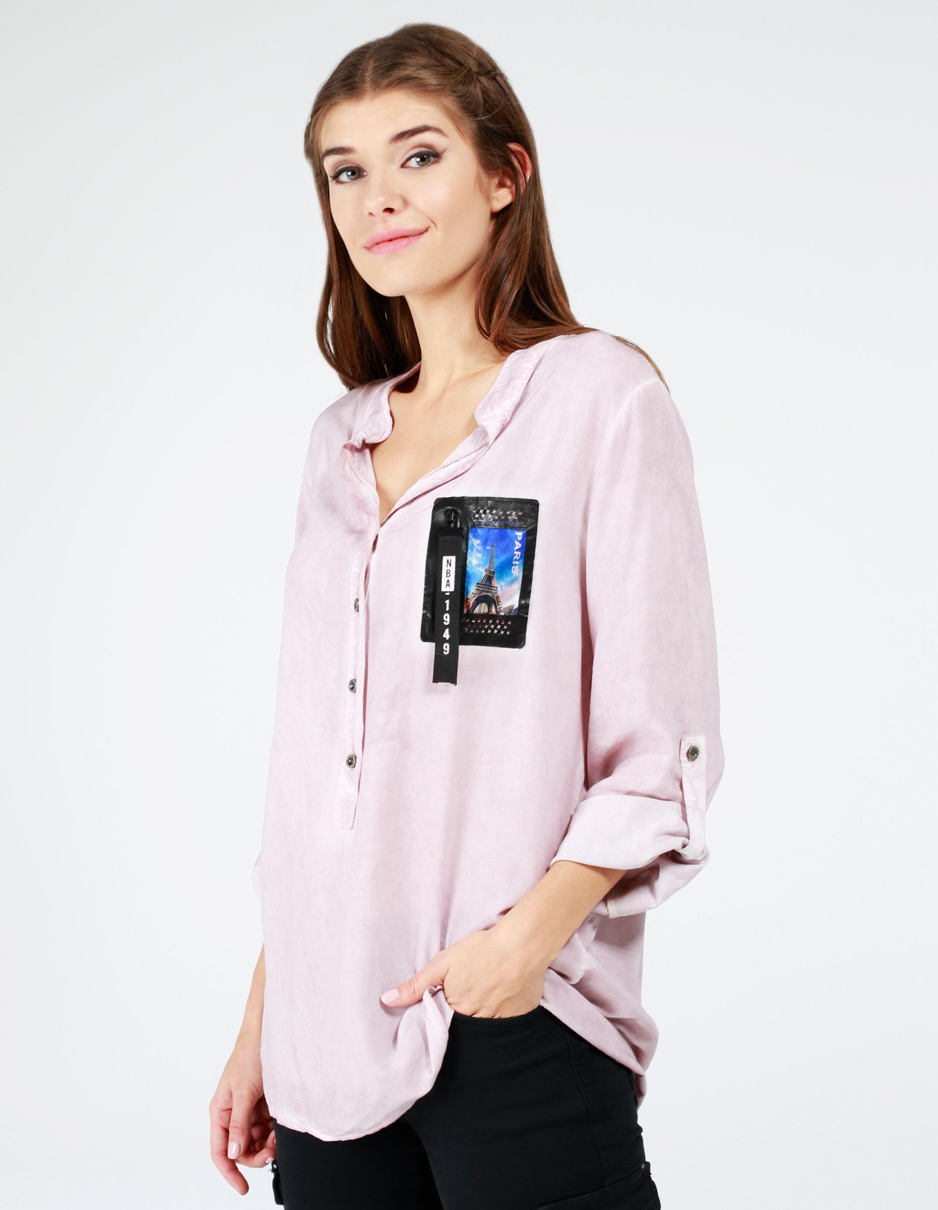 Koszula - 29-7937 ROSA - Unisono